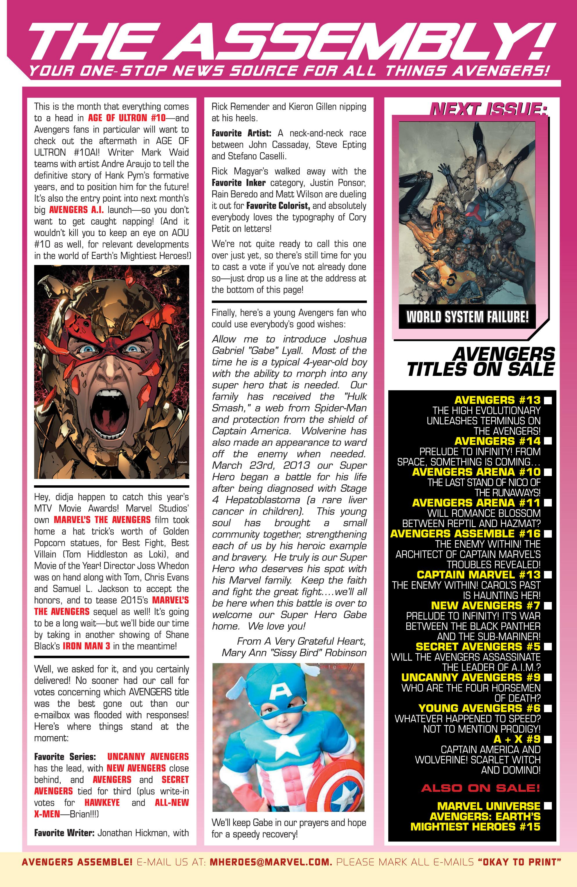 Read online Avengers (2013) comic -  Issue #Avengers (2013) _TPB 3 - 51