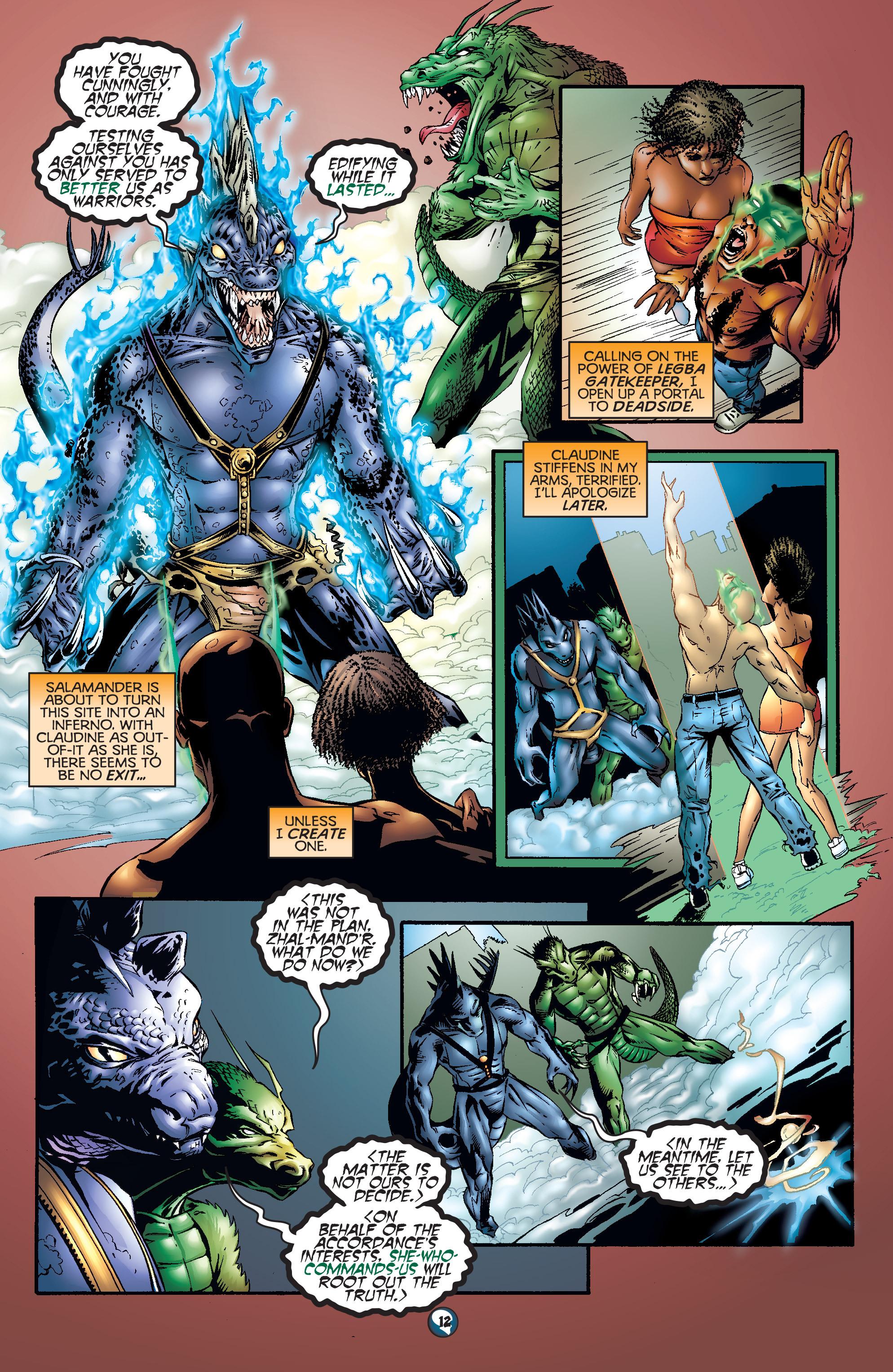Read online Shadowman (1997) comic -  Issue #18 - 10