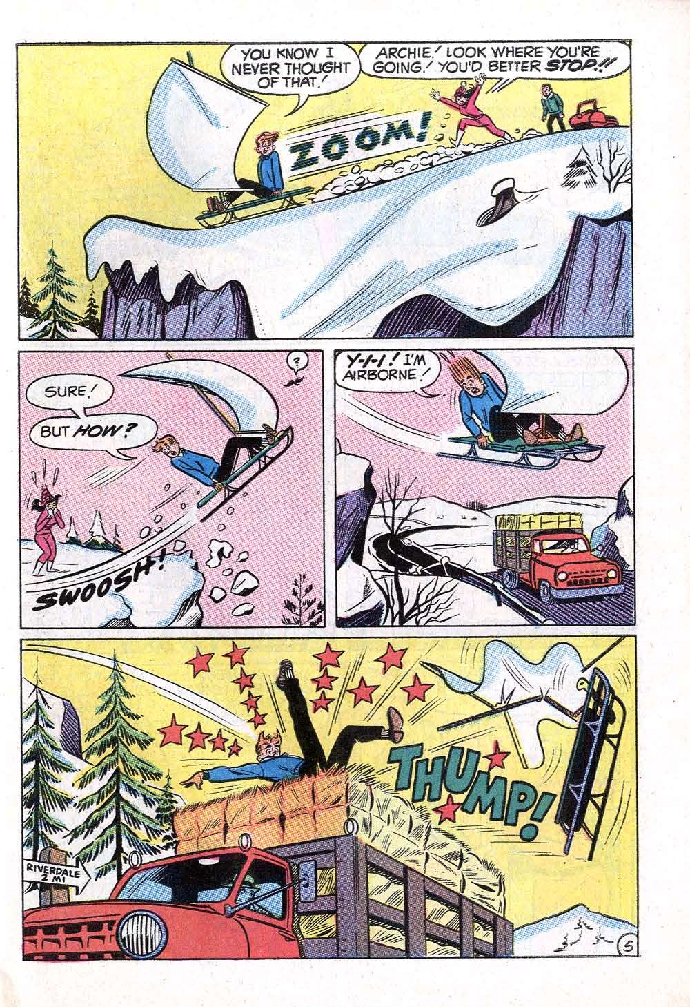 Read online Archie (1960) comic -  Issue #199 - 7
