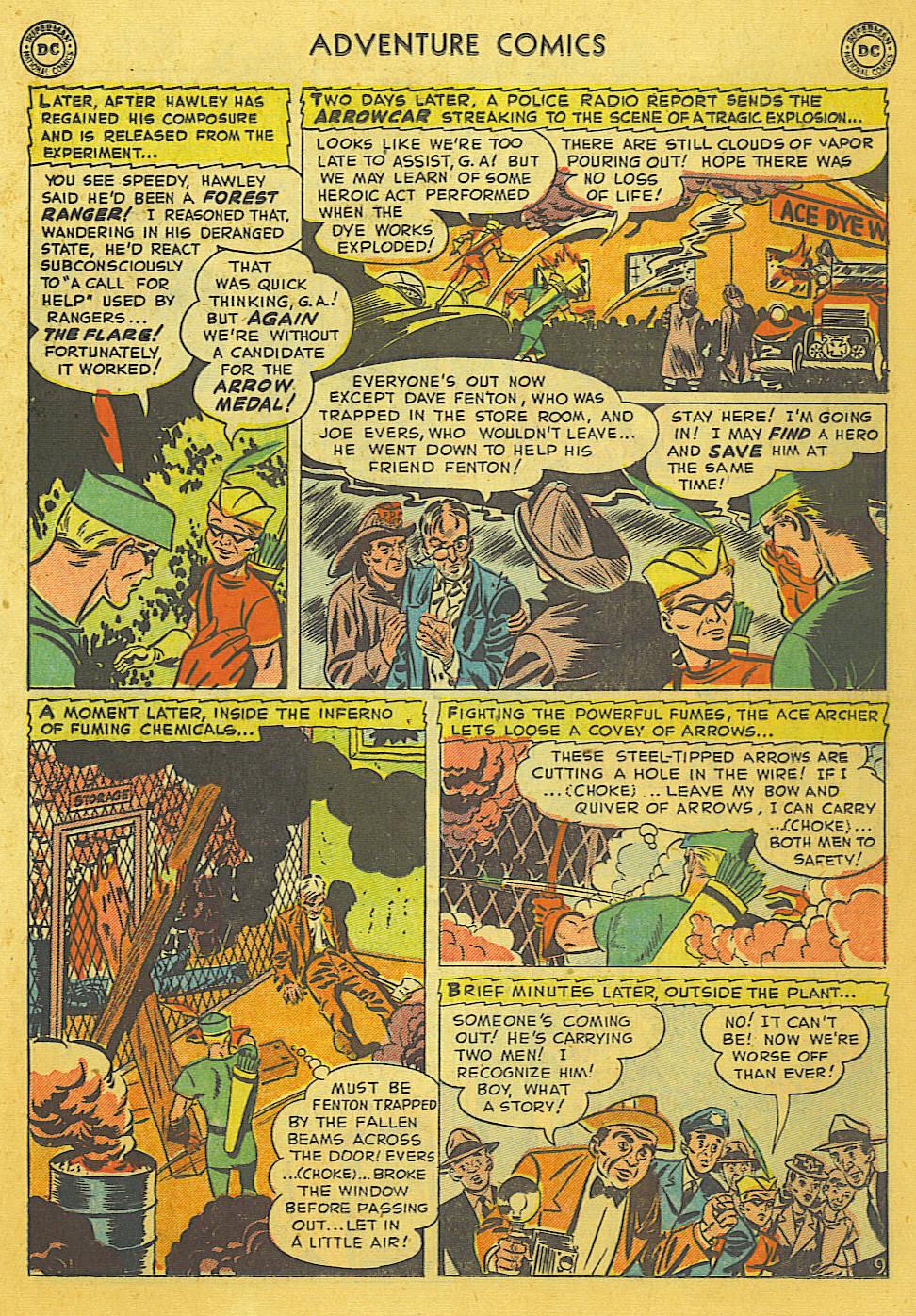 Read online Adventure Comics (1938) comic -  Issue #169 - 22