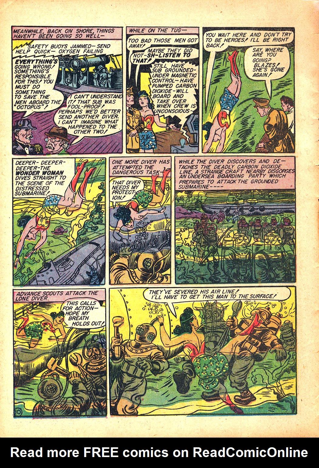 Read online Sensation (Mystery) Comics comic -  Issue #5 - 12