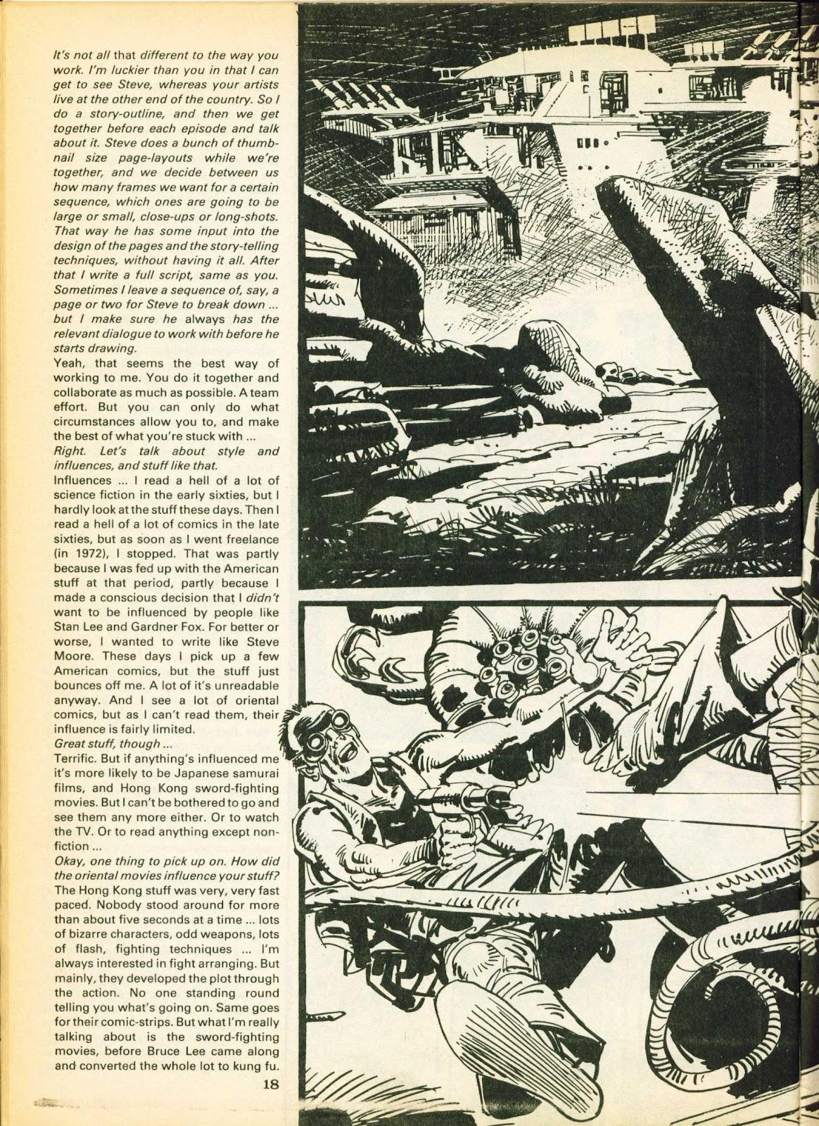 Warrior Issue #15 #16 - English 18