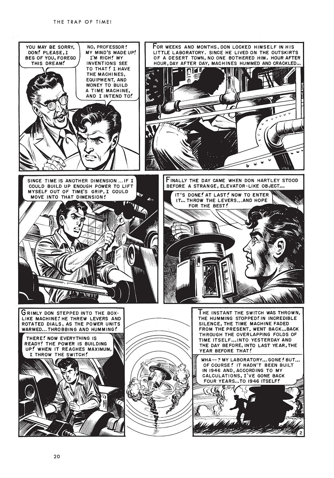 Read online The Martian Monster and Other Stories comic -  Issue # TPB (Part 1) - 35