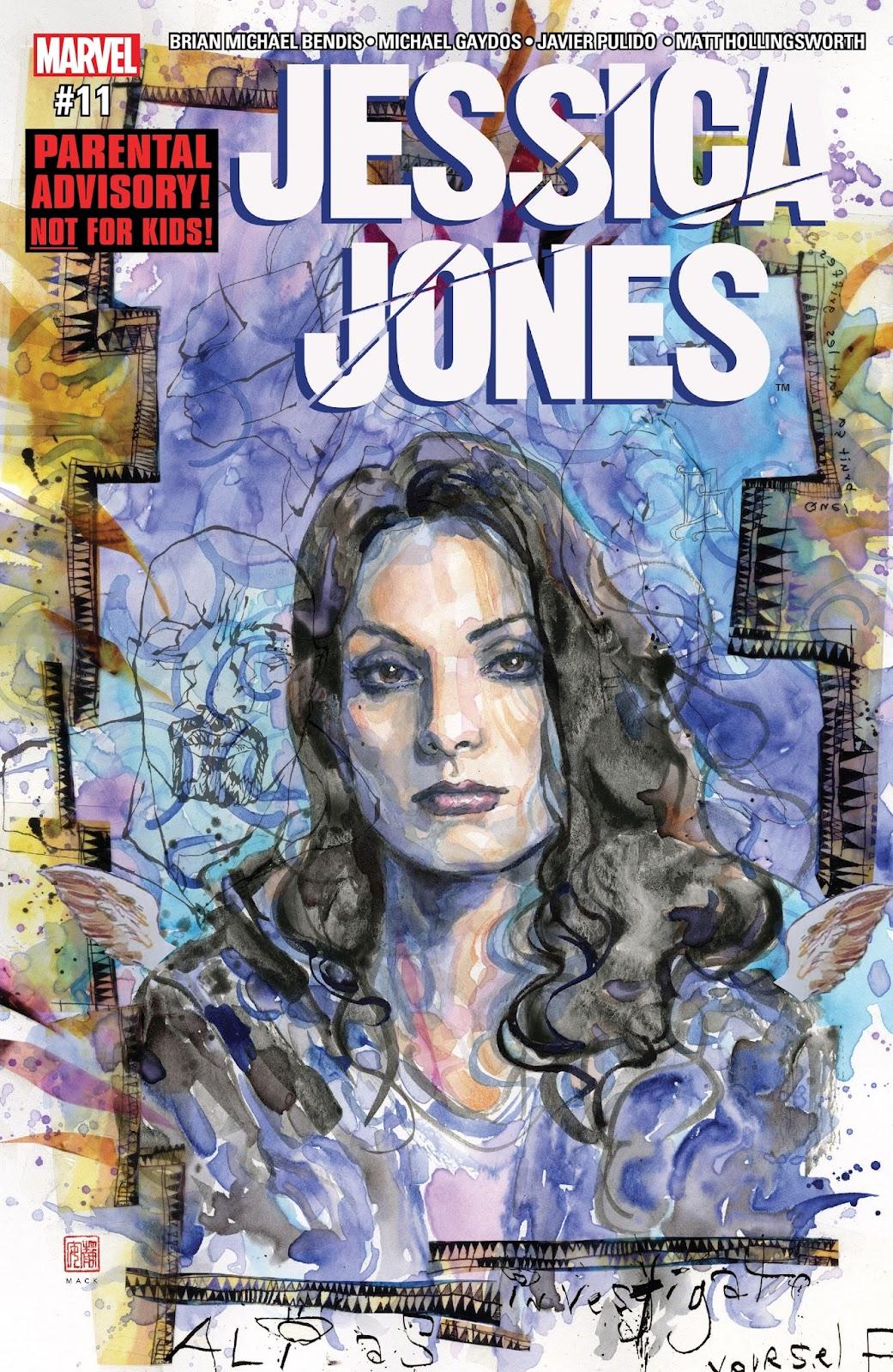 Jessica Jones (2016) 11 Page 1