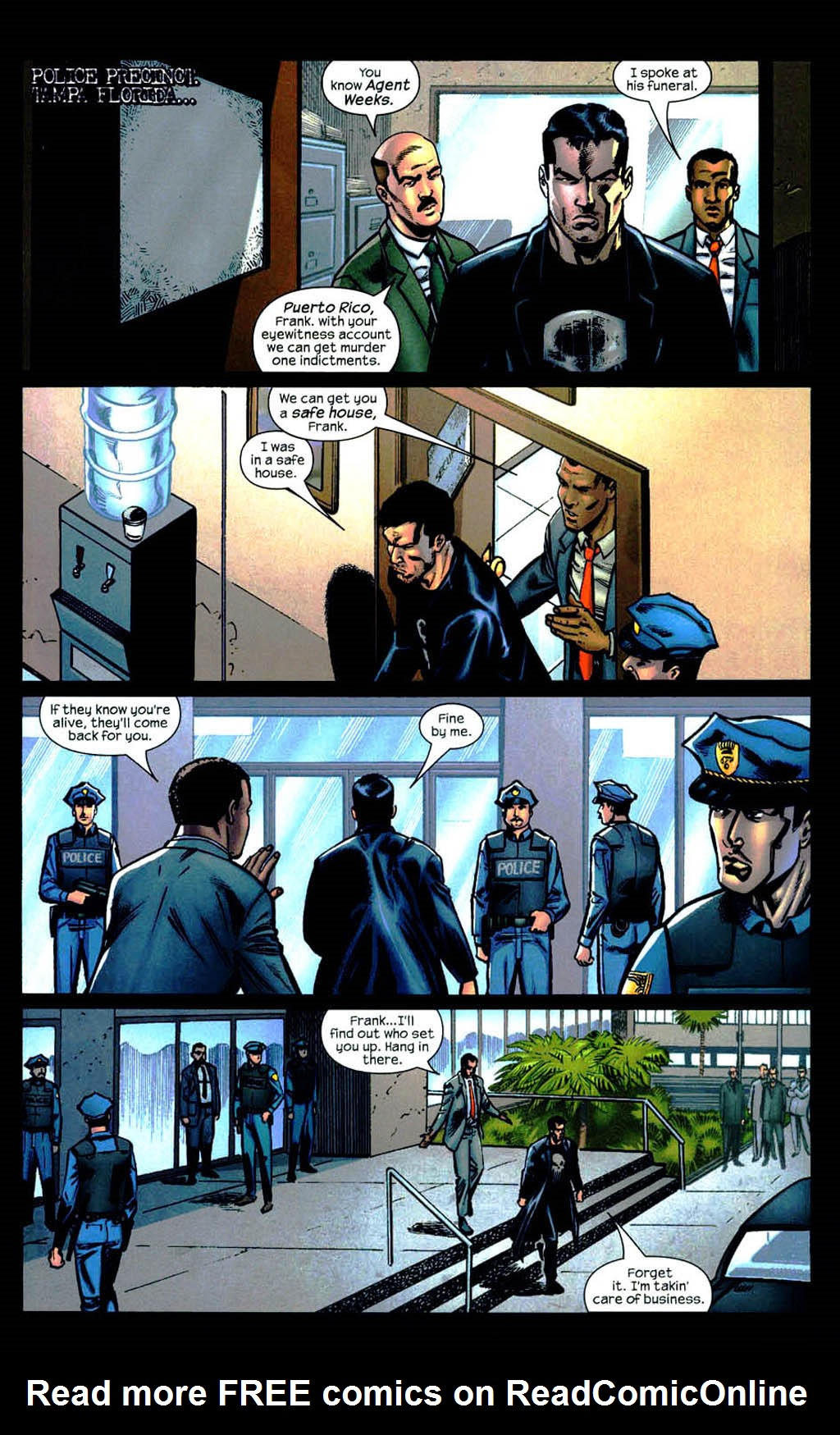 The Punisher: Official Movie Adaptation 3 Page 3