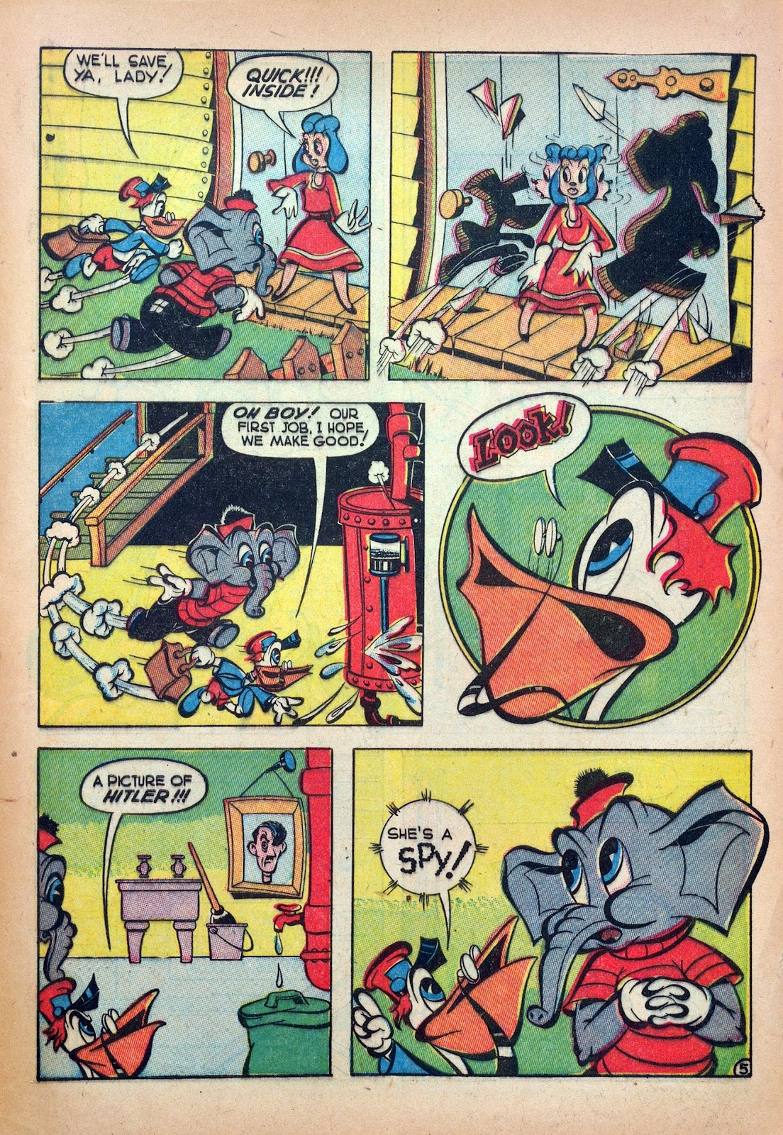 Krazy Komics issue 6 - Page 59