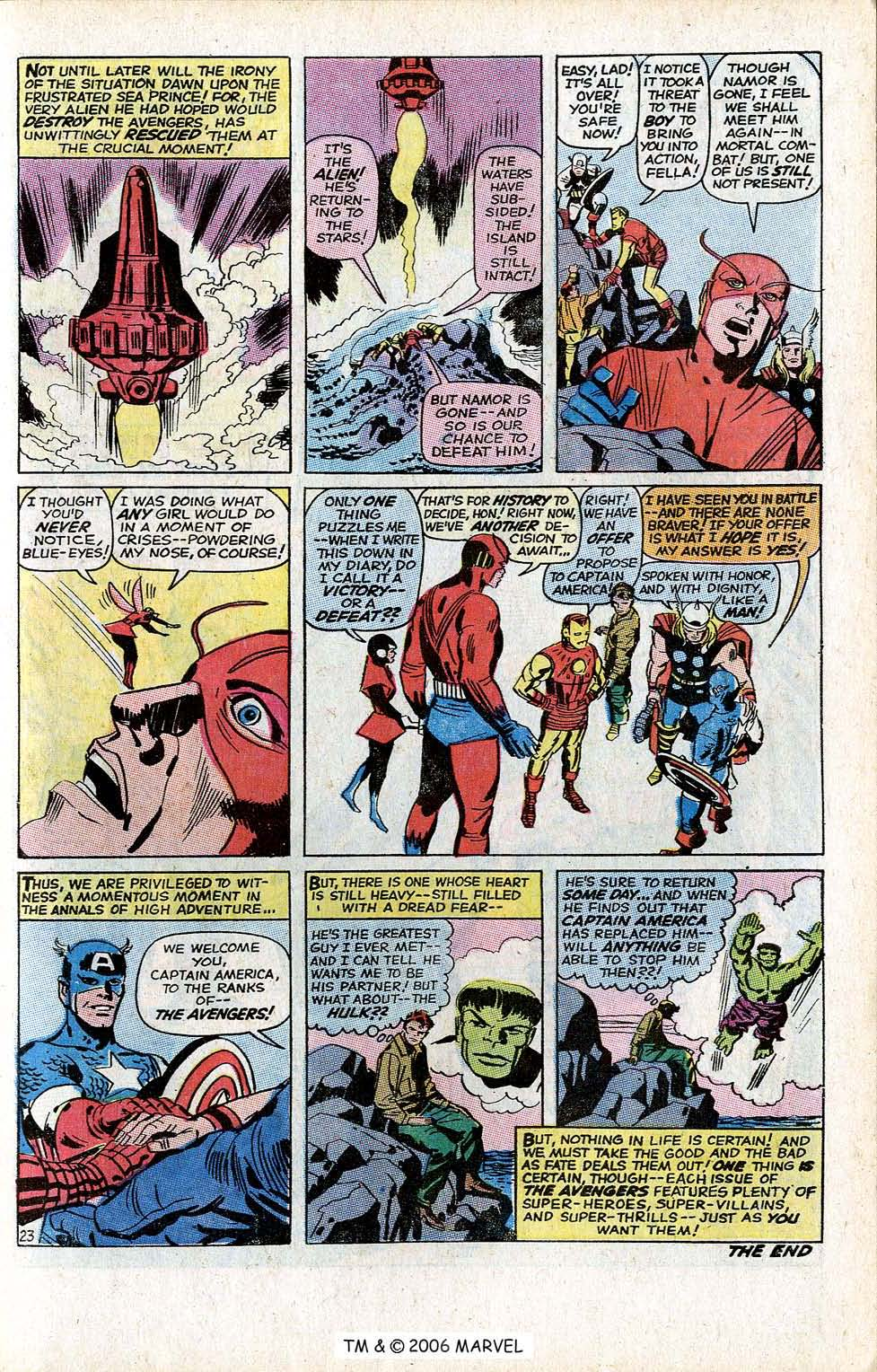 The Avengers (1963) _Annual_3 Page 28