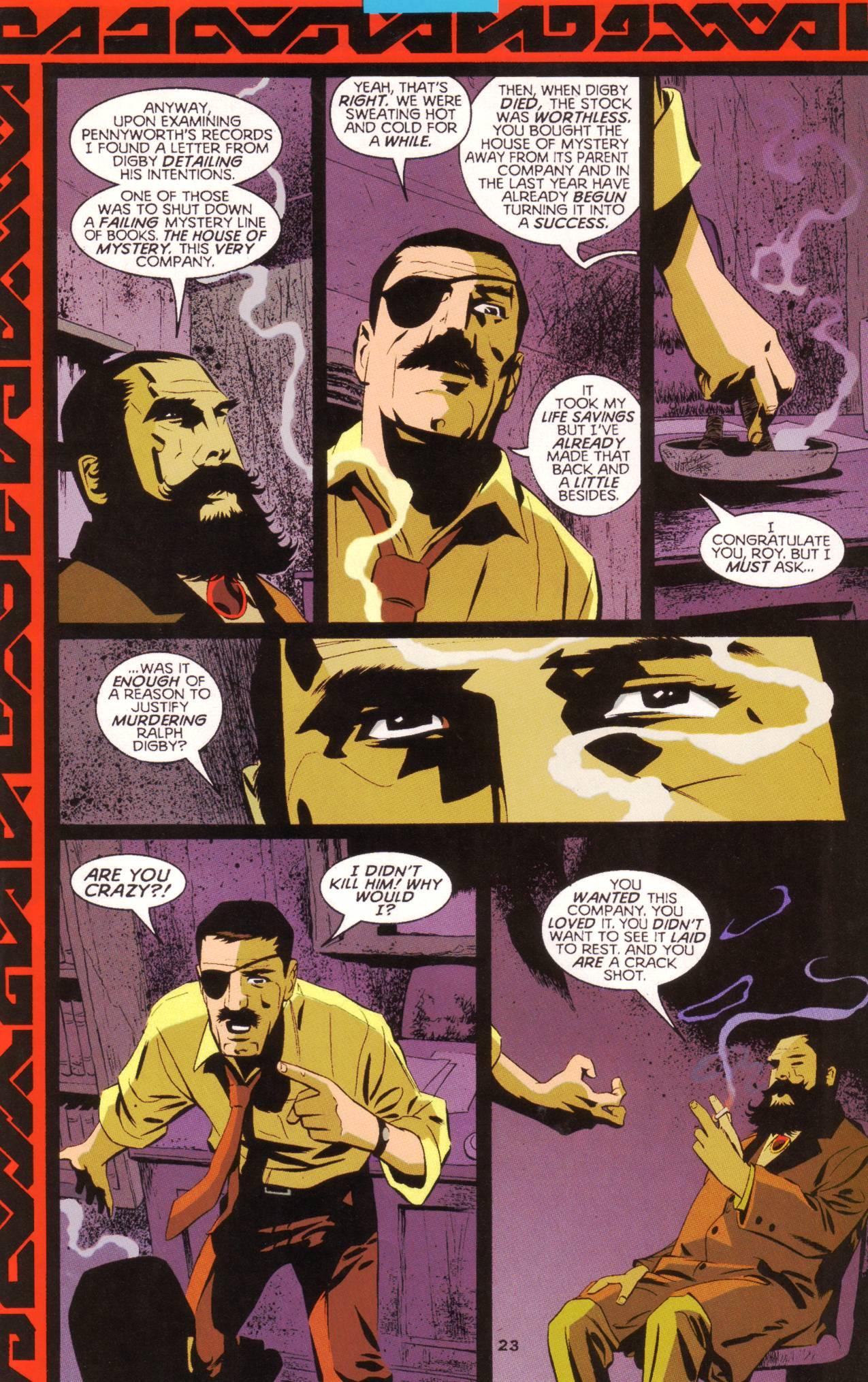 Read online Tangent Comics/ Green Lantern comic -  Issue # Full - 24