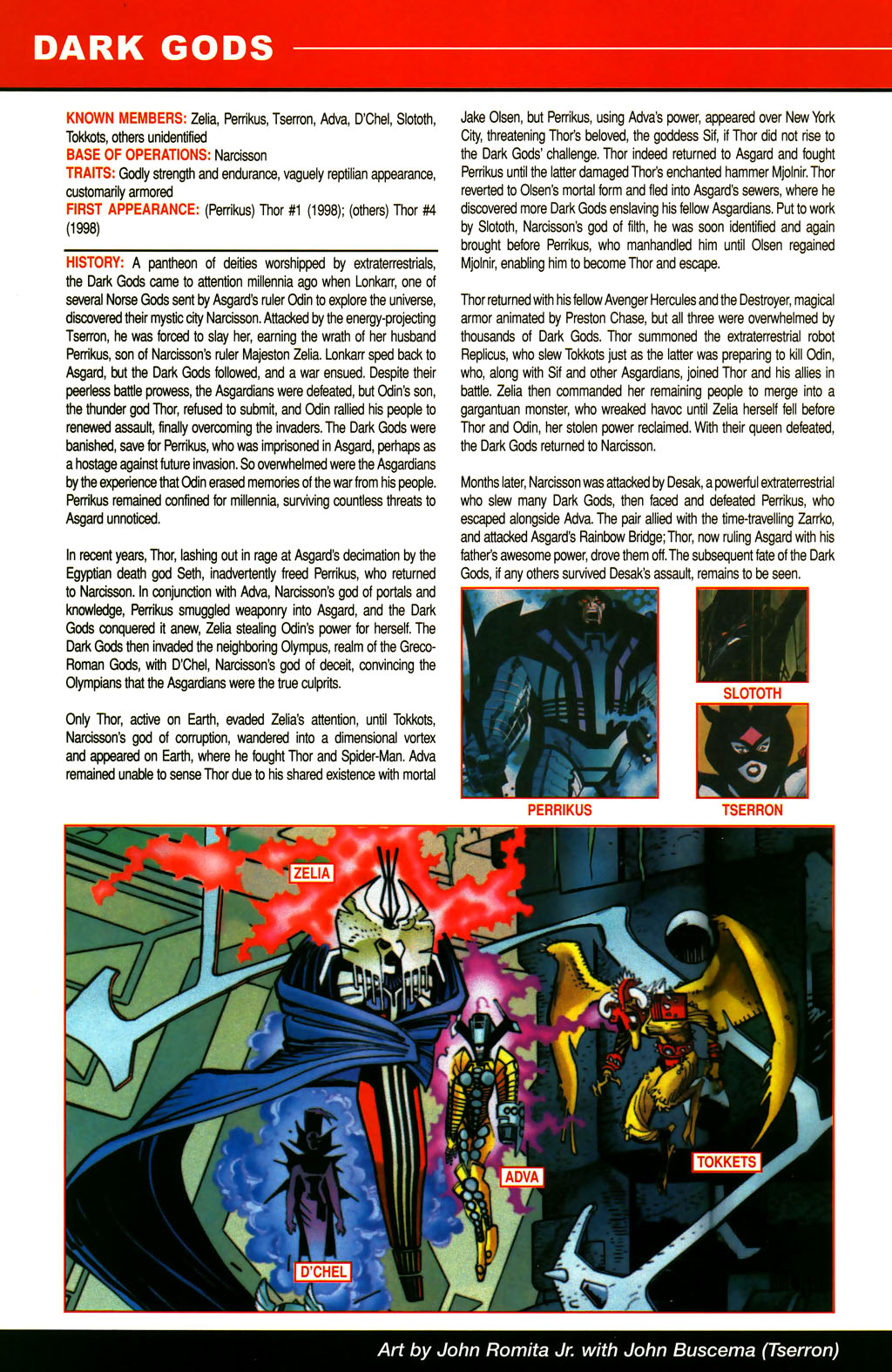 Read online All-New Official Handbook of the Marvel Universe A to Z comic -  Issue #3 - 16