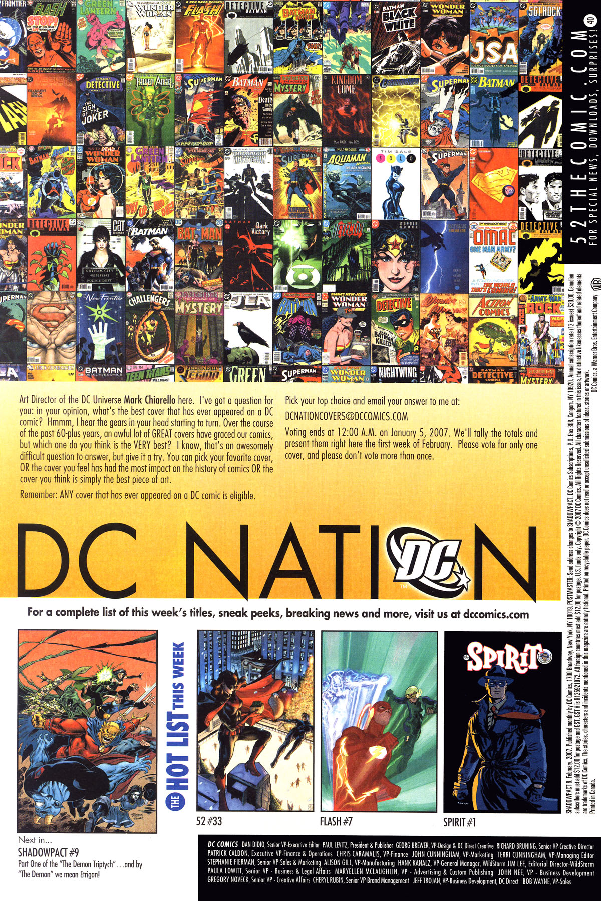 Read online Shadowpact comic -  Issue #8 - 24