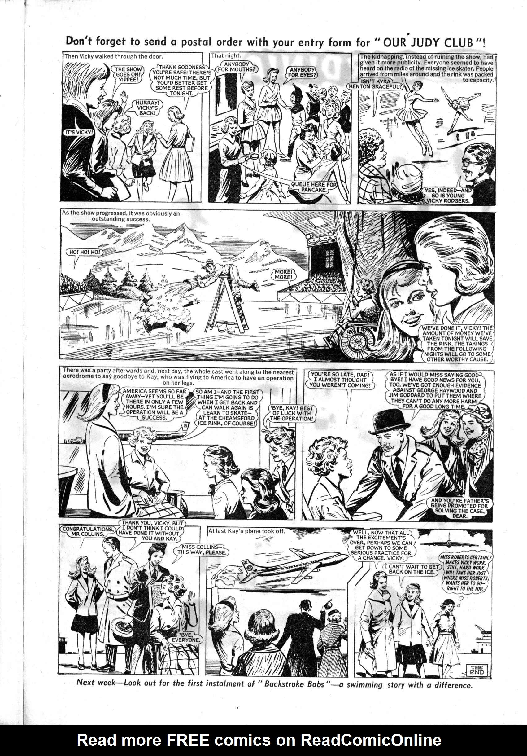 Read online Judy comic -  Issue #168 - 31