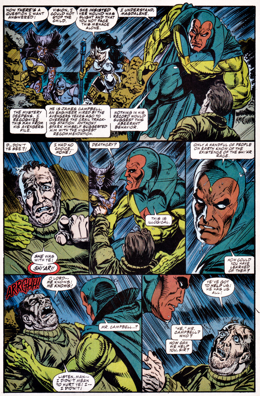 The Avengers (1963) 378 Page 4