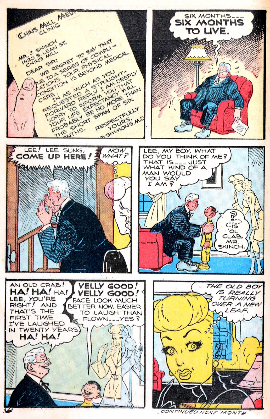 Read online Famous Funnies comic -  Issue #123 - 18