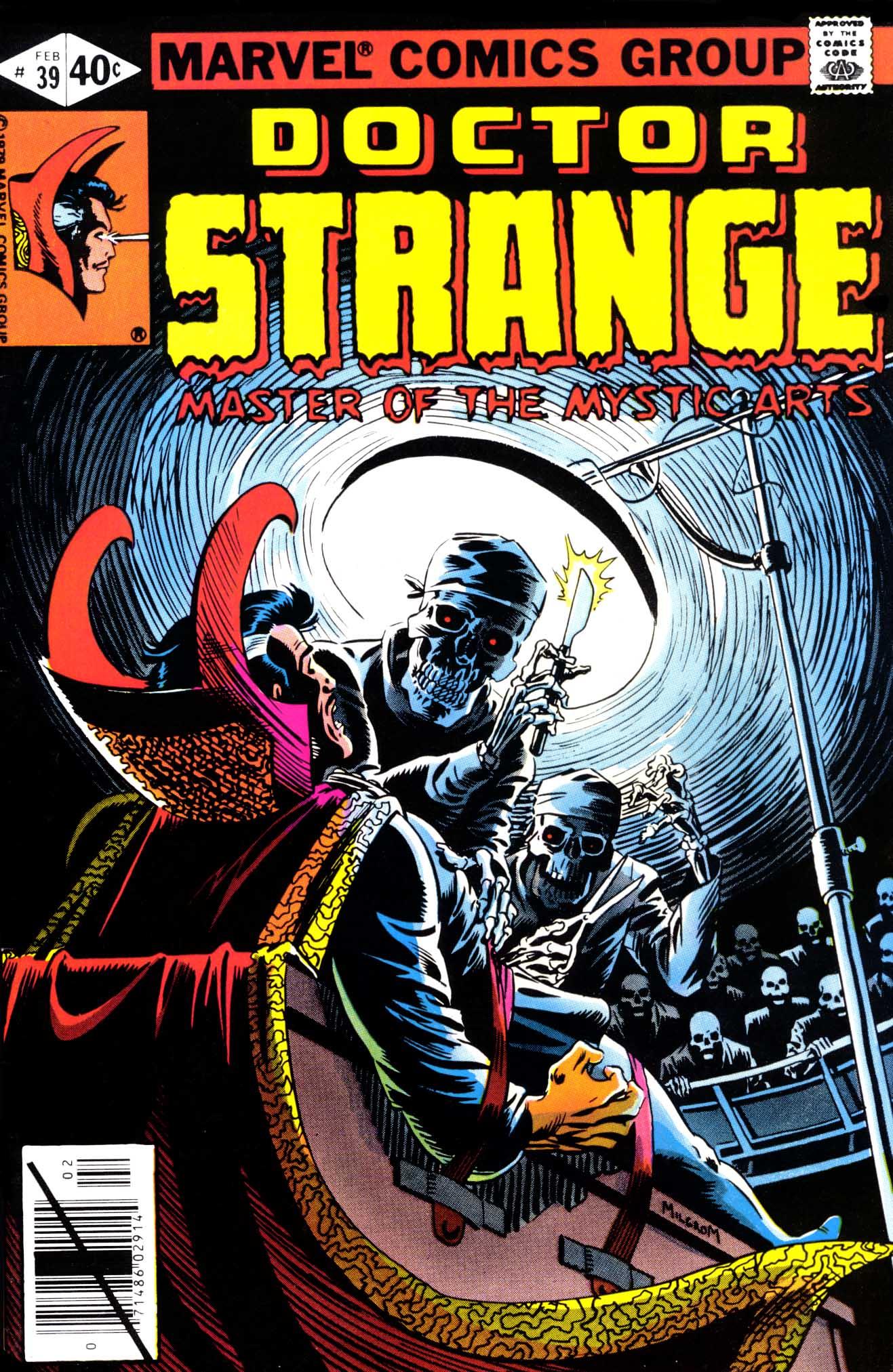 Doctor Strange (1974) 39 Page 1