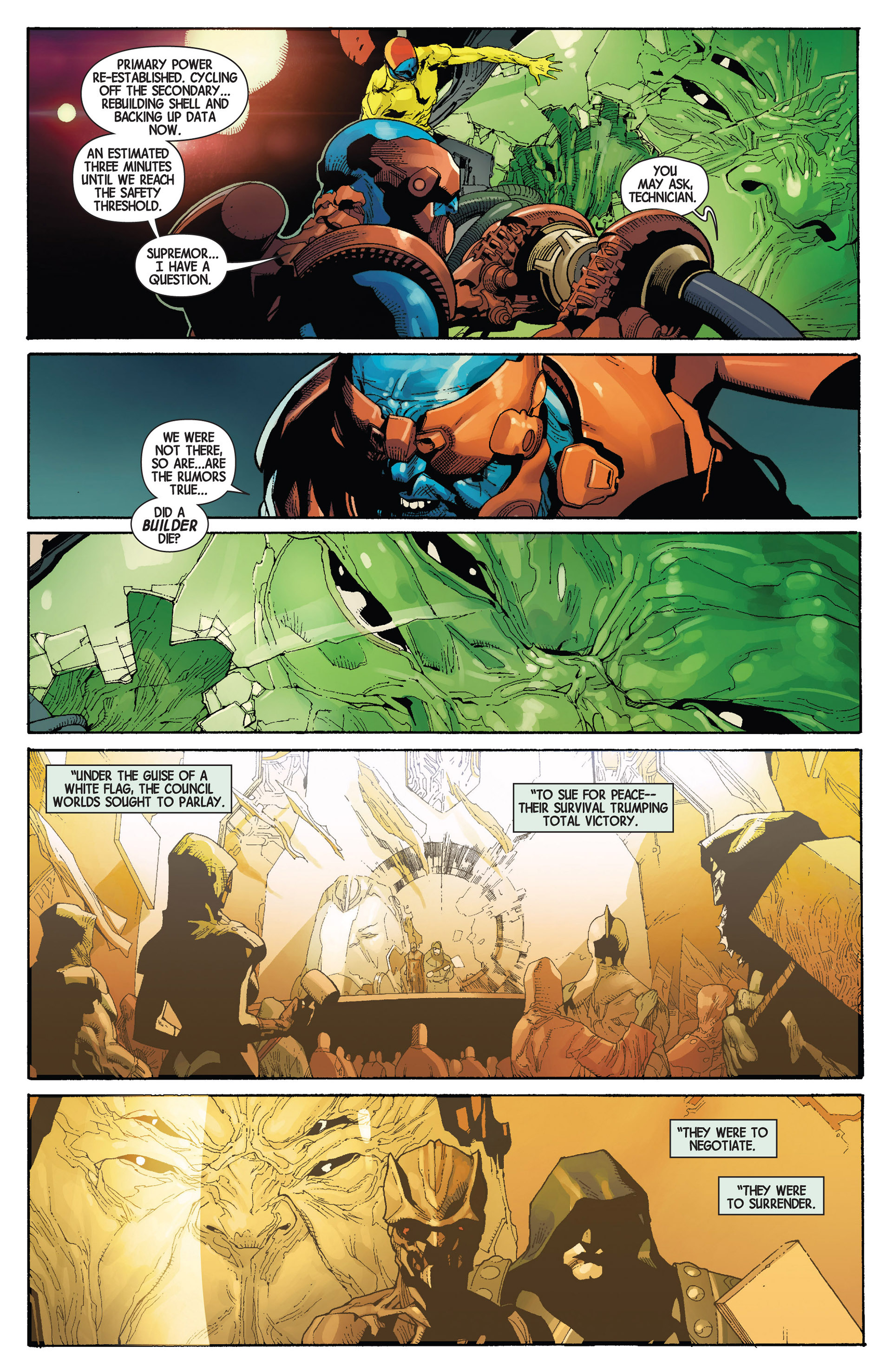 Read online Avengers (2013) comic -  Issue #21 - 9
