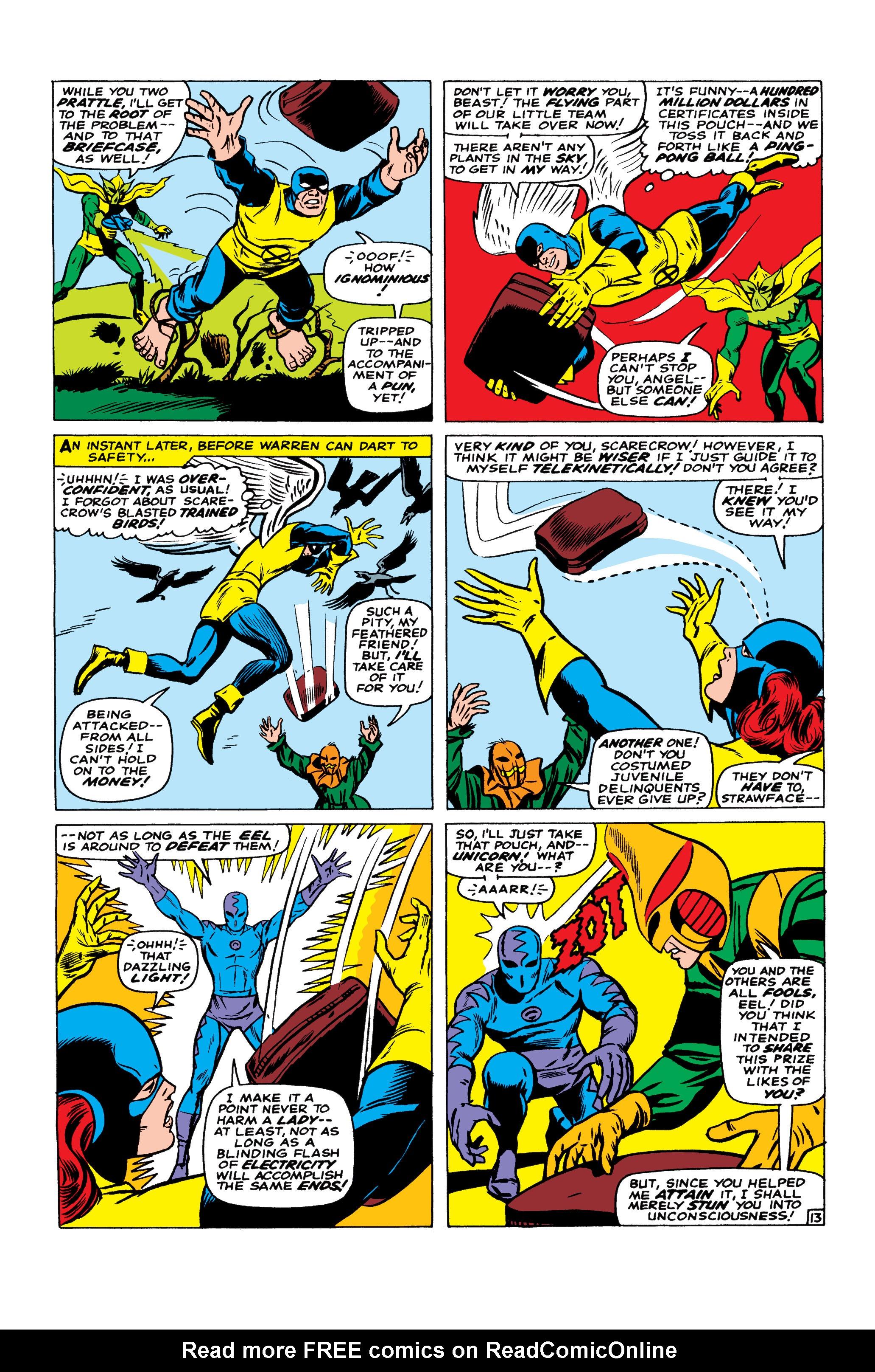 Read online Uncanny X-Men (1963) comic -  Issue #23 - 14