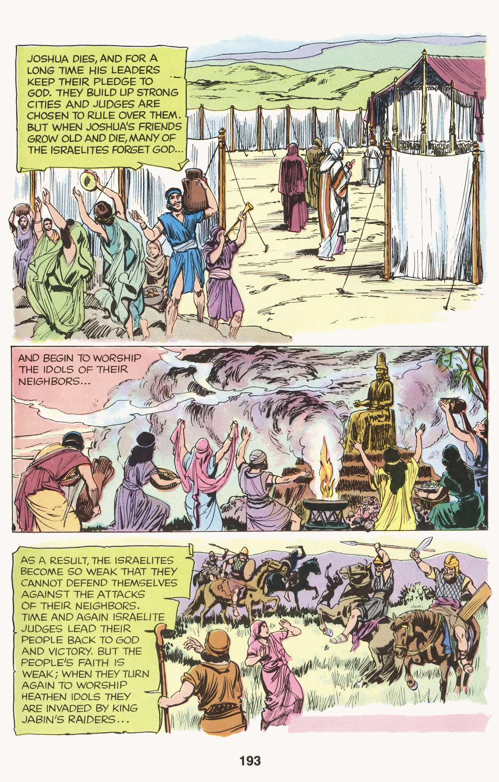 The Picture Bible issue TPB (Part 2) - Page 96