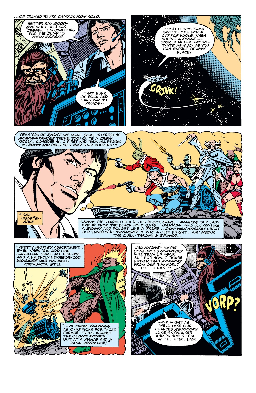 Read online Star Wars Legends: The Original Marvel Years - Epic Collection comic -  Issue # TPB 1 (Part 2) - 92