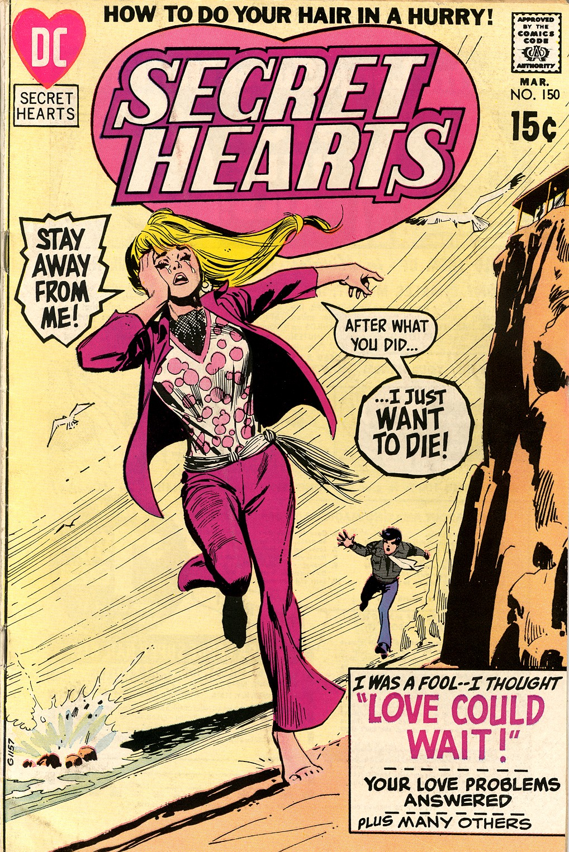 Secret Hearts 150 Page 1