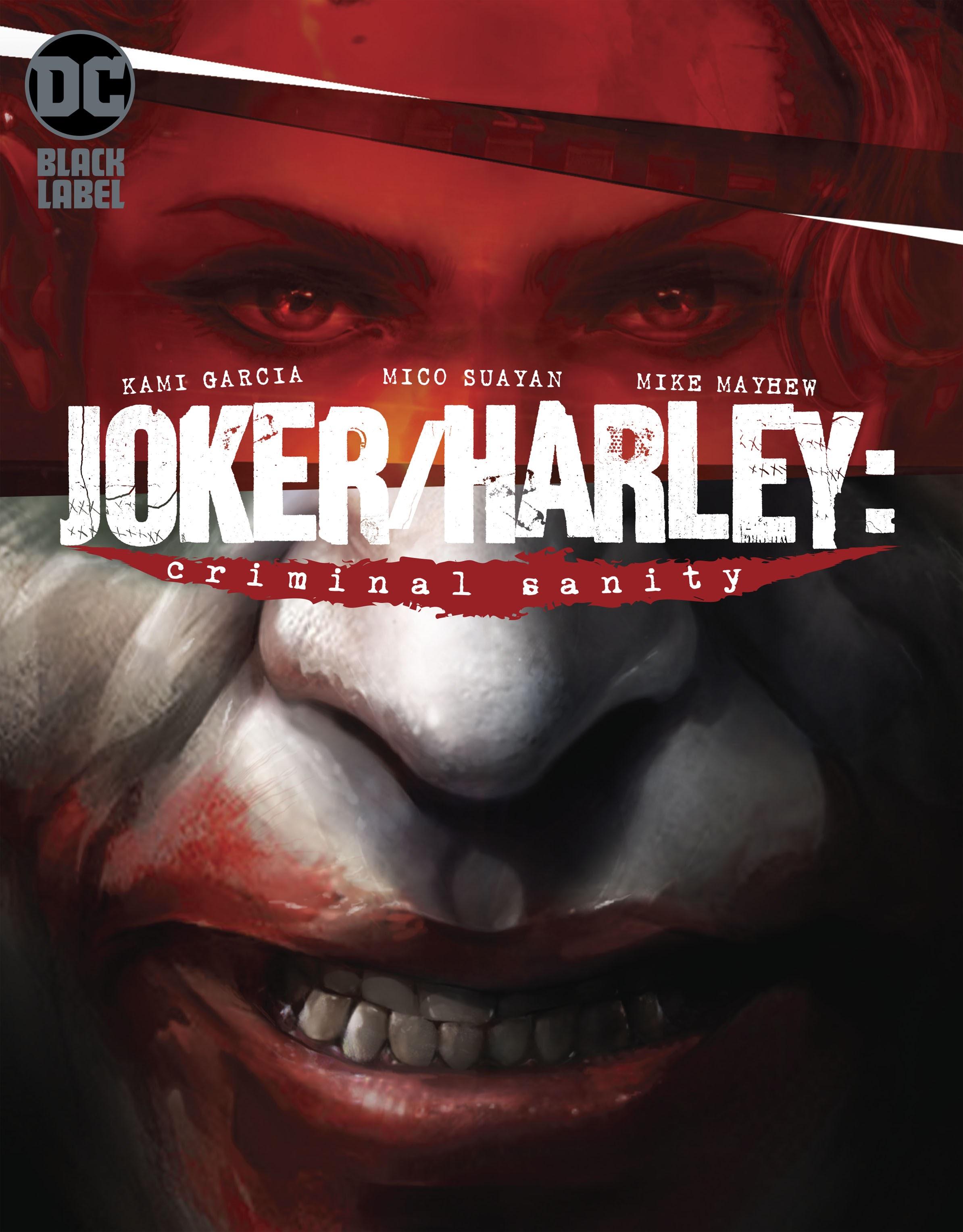 Joker/Harley: Criminal Sanity issue 1 - Page 1