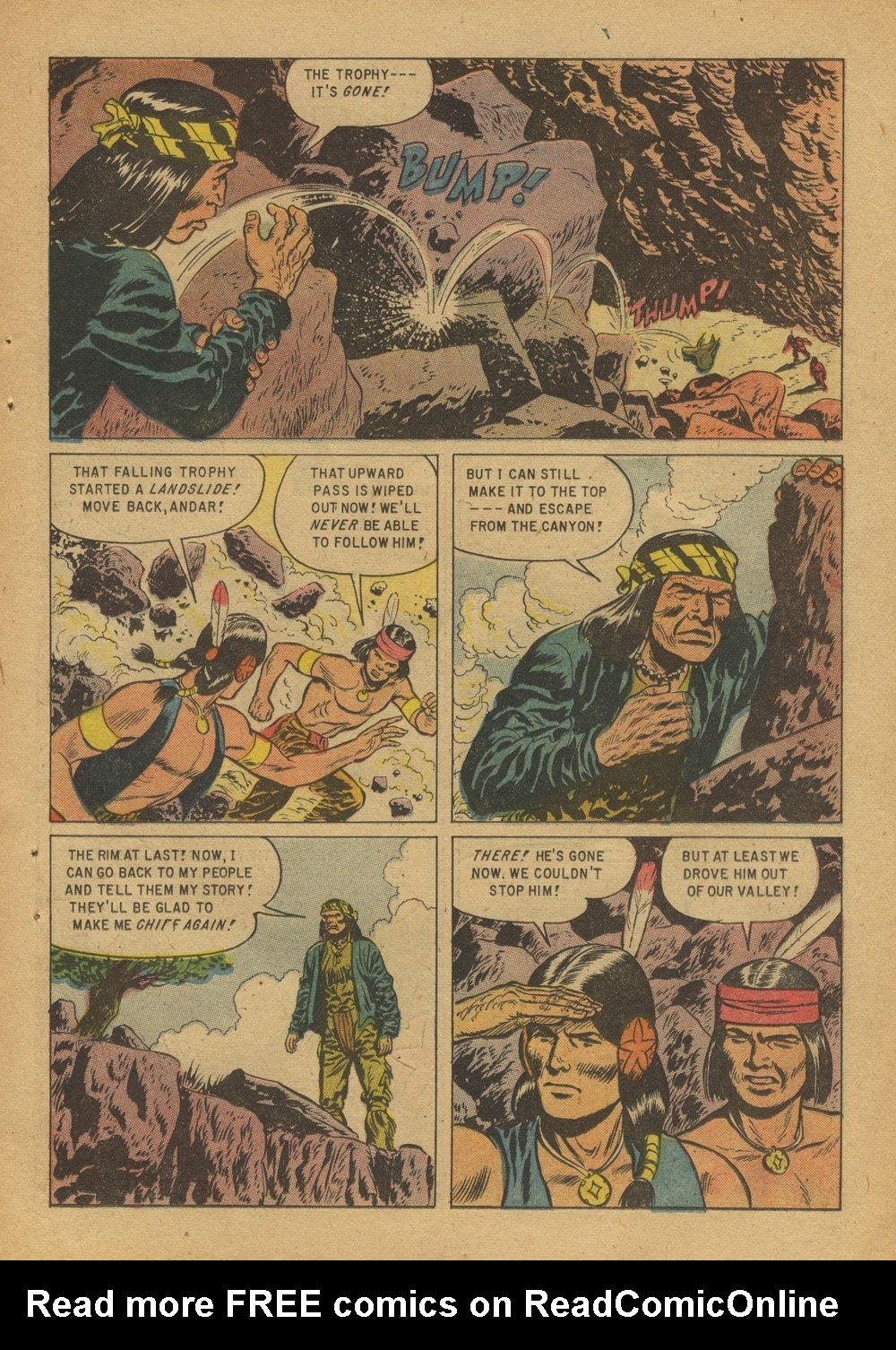 Read online Turok, Son of Stone comic -  Issue #12 - 15