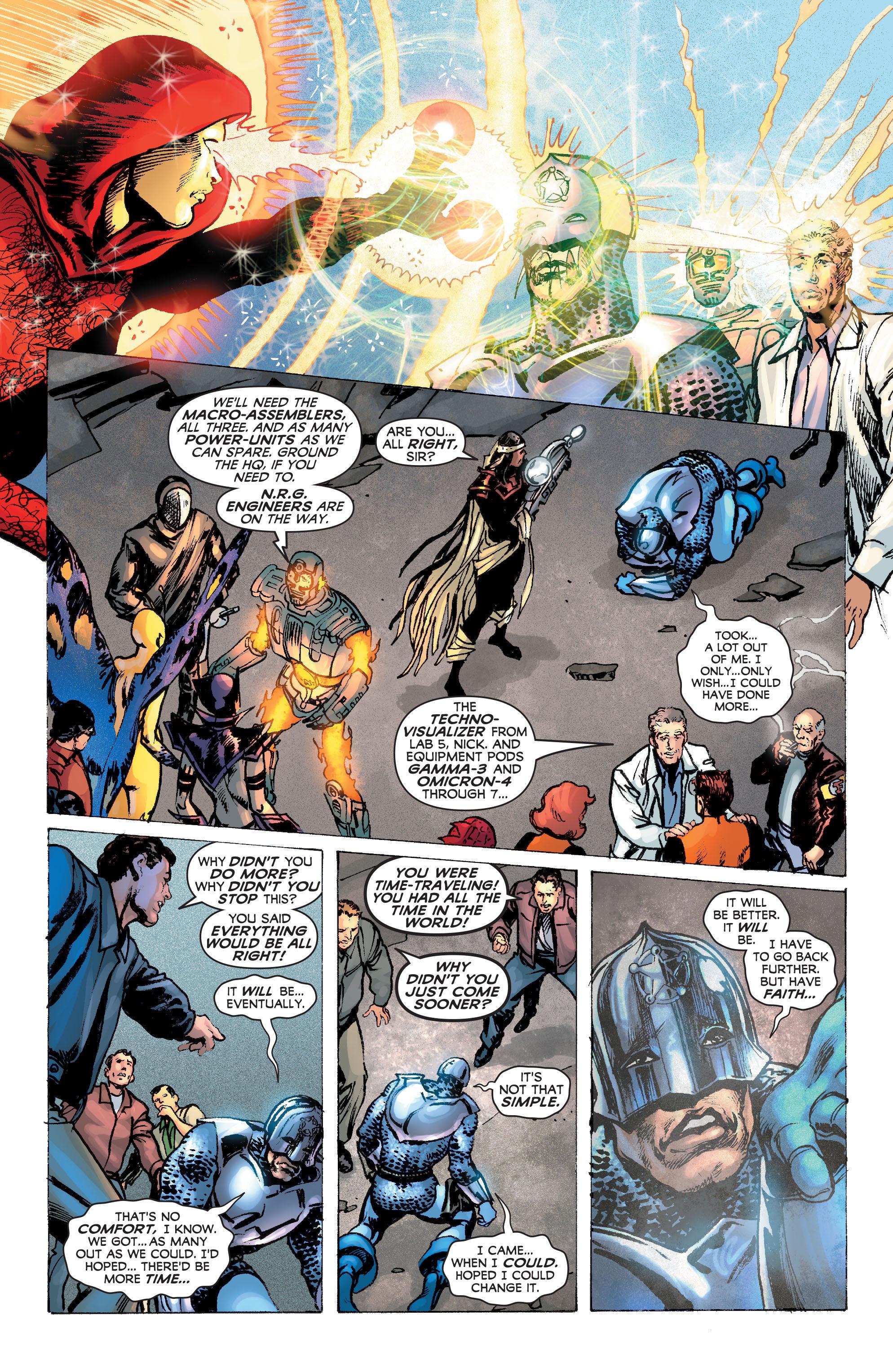 Read online Astro City: Dark Age/Book Three comic -  Issue #4 - 18