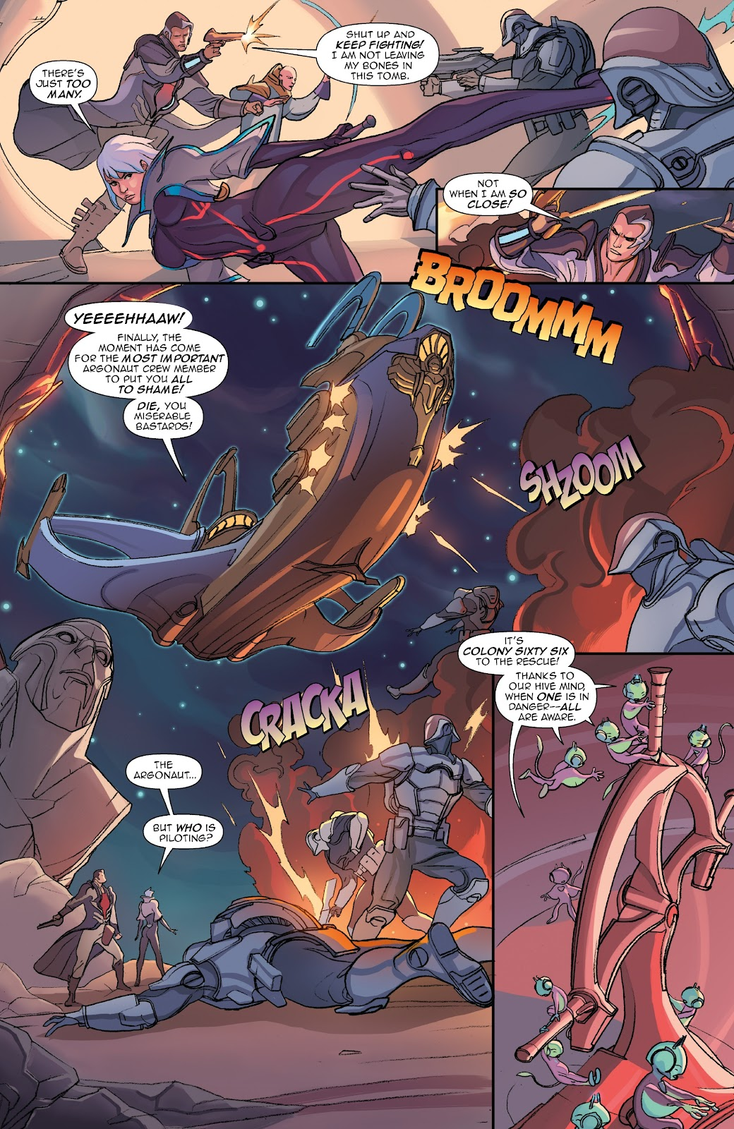 Read online Lightstep comic -  Issue #5 - 20