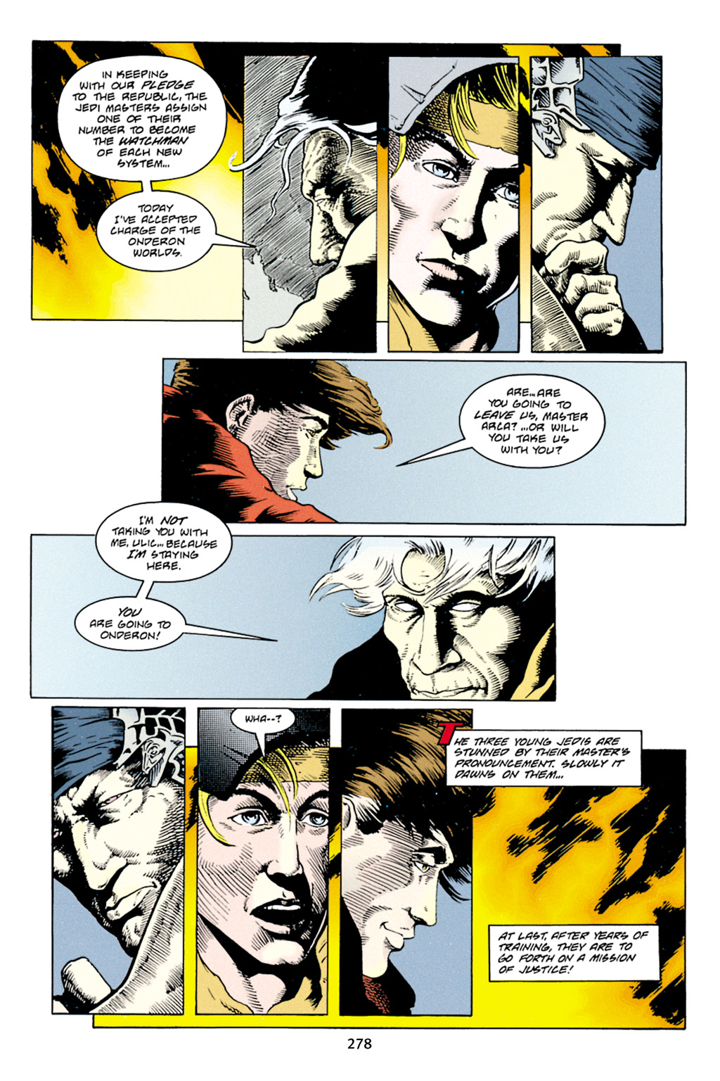 Read online Star Wars Omnibus comic -  Issue # Vol. 4 - 267