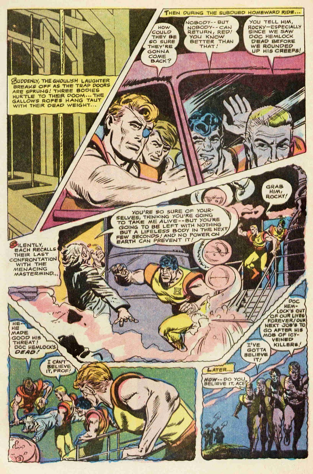 Challengers of the Unknown (1958) issue 64 - Page 4