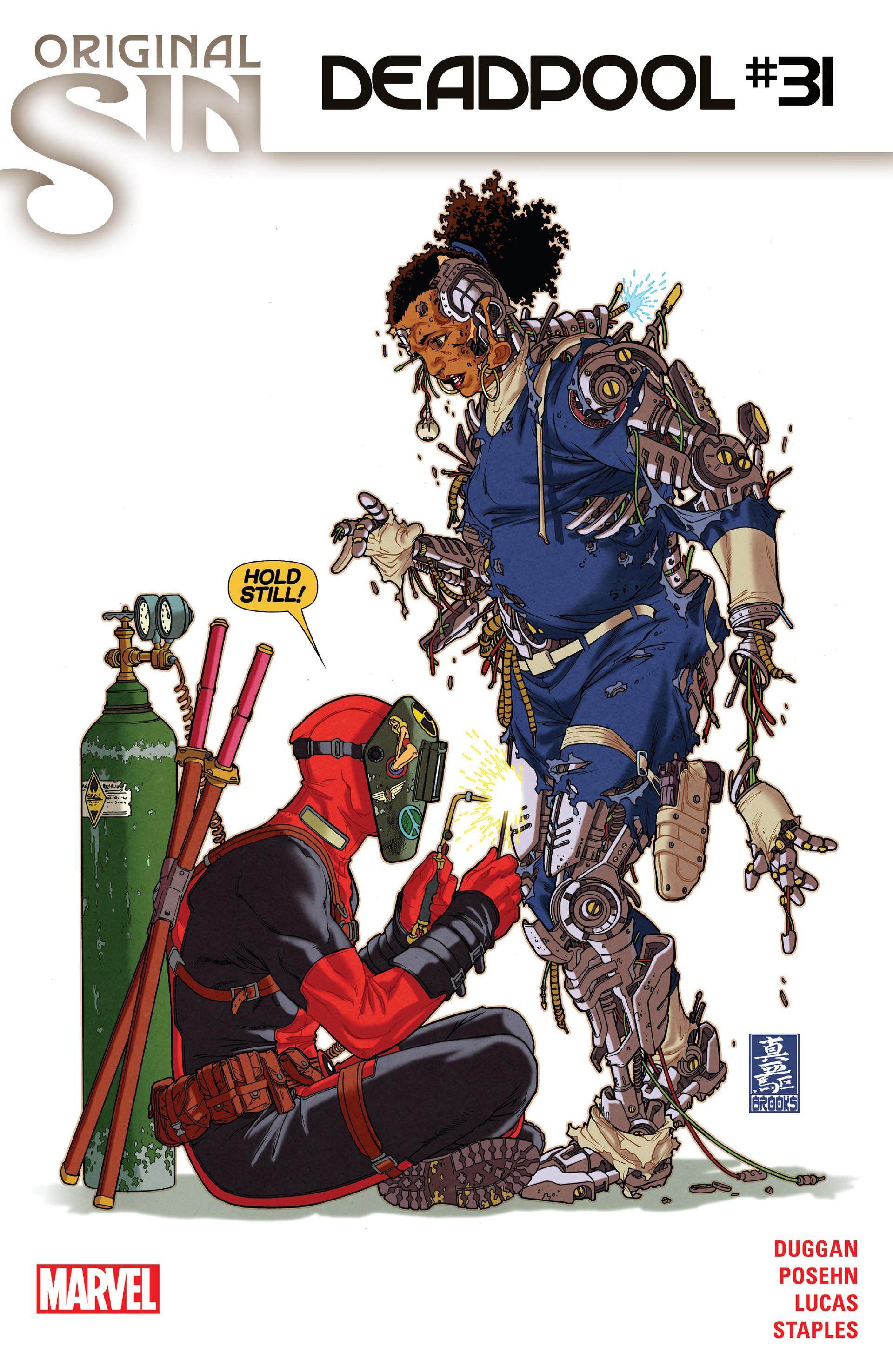 Deadpool (2013) 31 Page 1