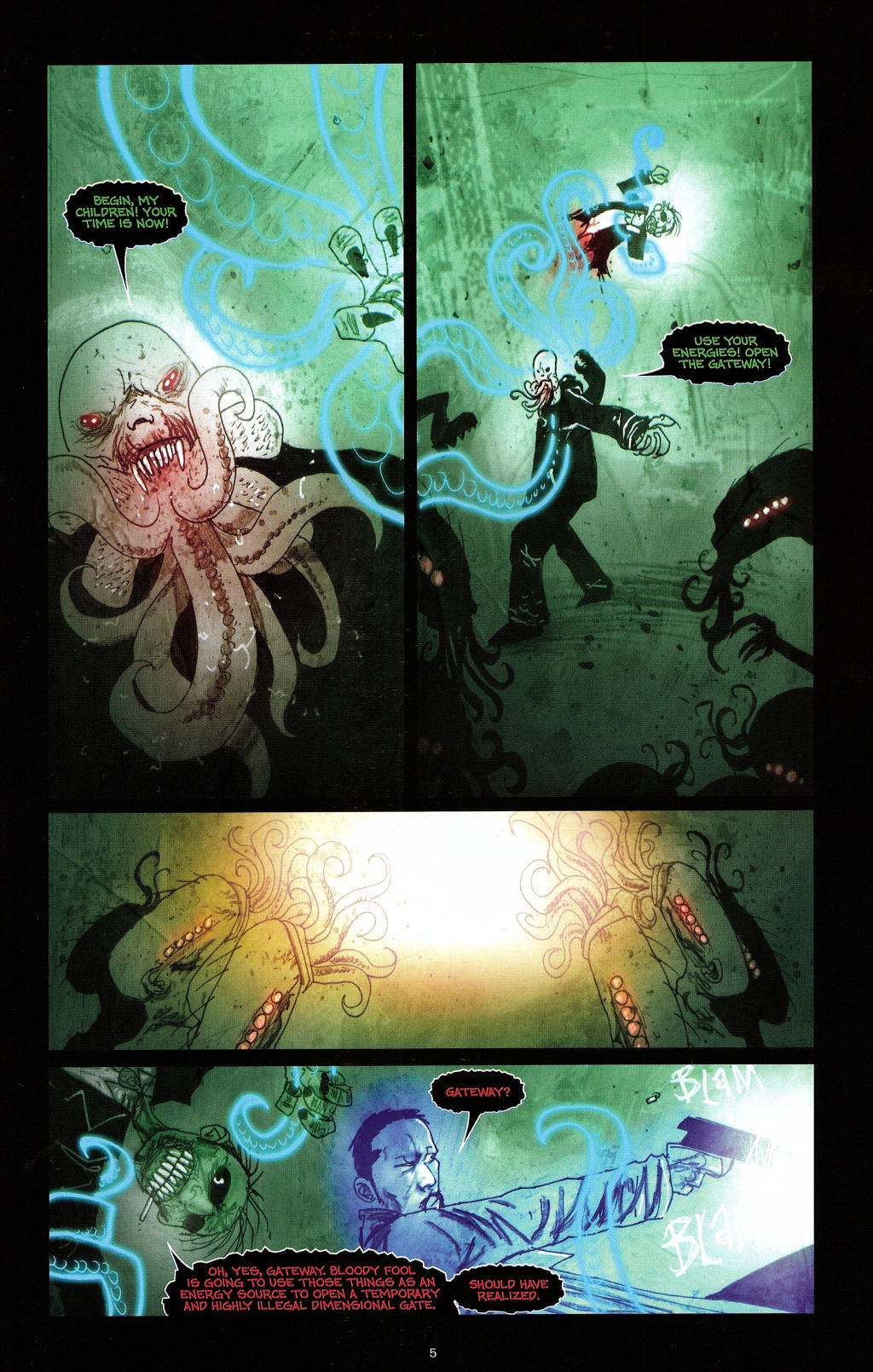 Read online Wormwood: Gentleman Corpse comic -  Issue #4 - 8