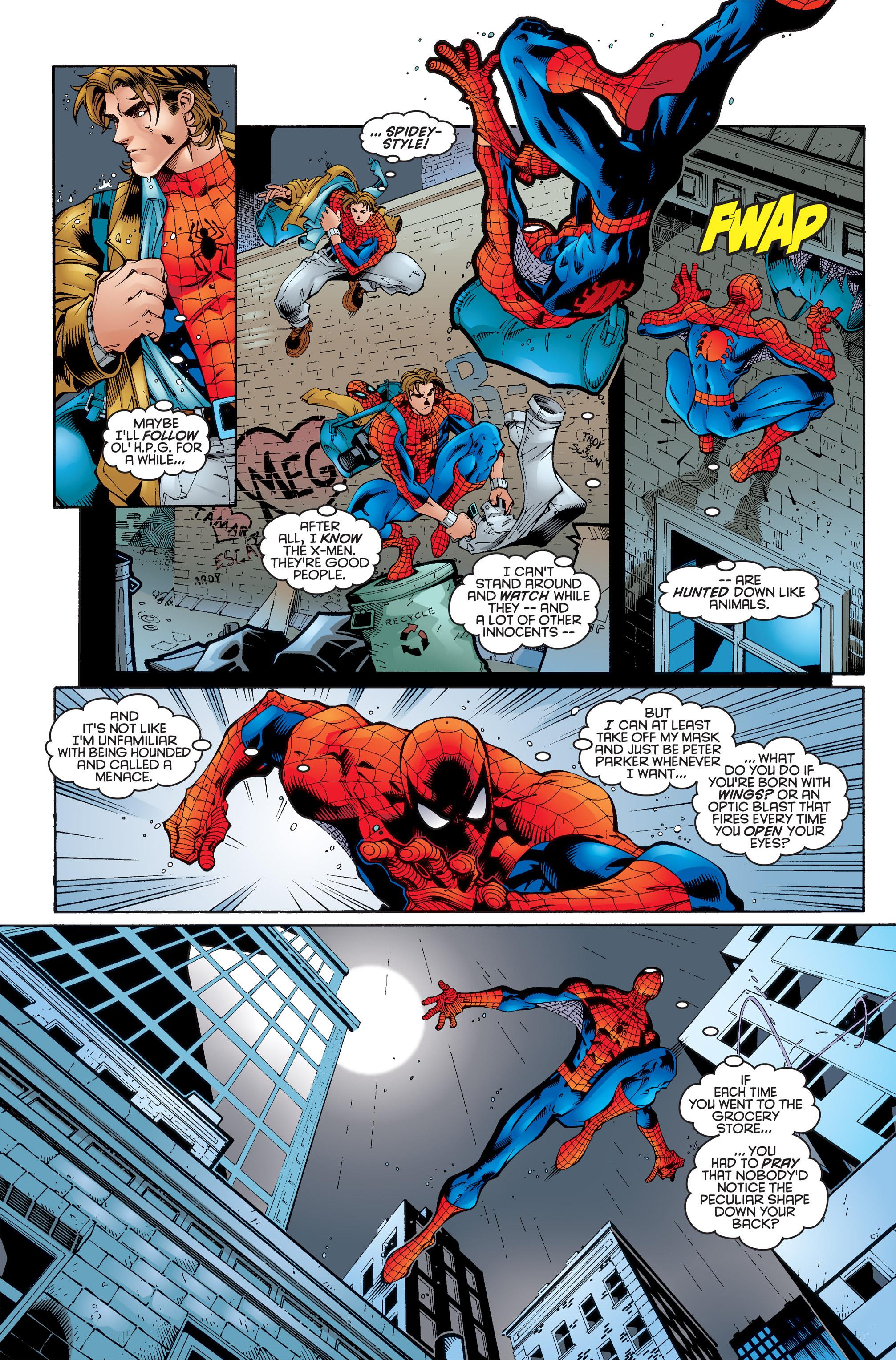Read online Uncanny X-Men (1963) comic -  Issue #346 - 6