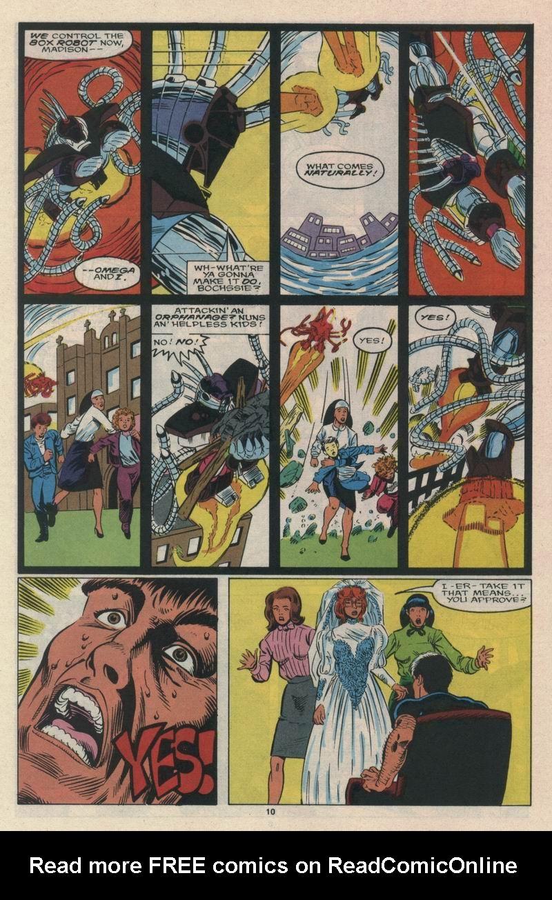 Read online Alpha Flight (1983) comic -  Issue #65 - 12