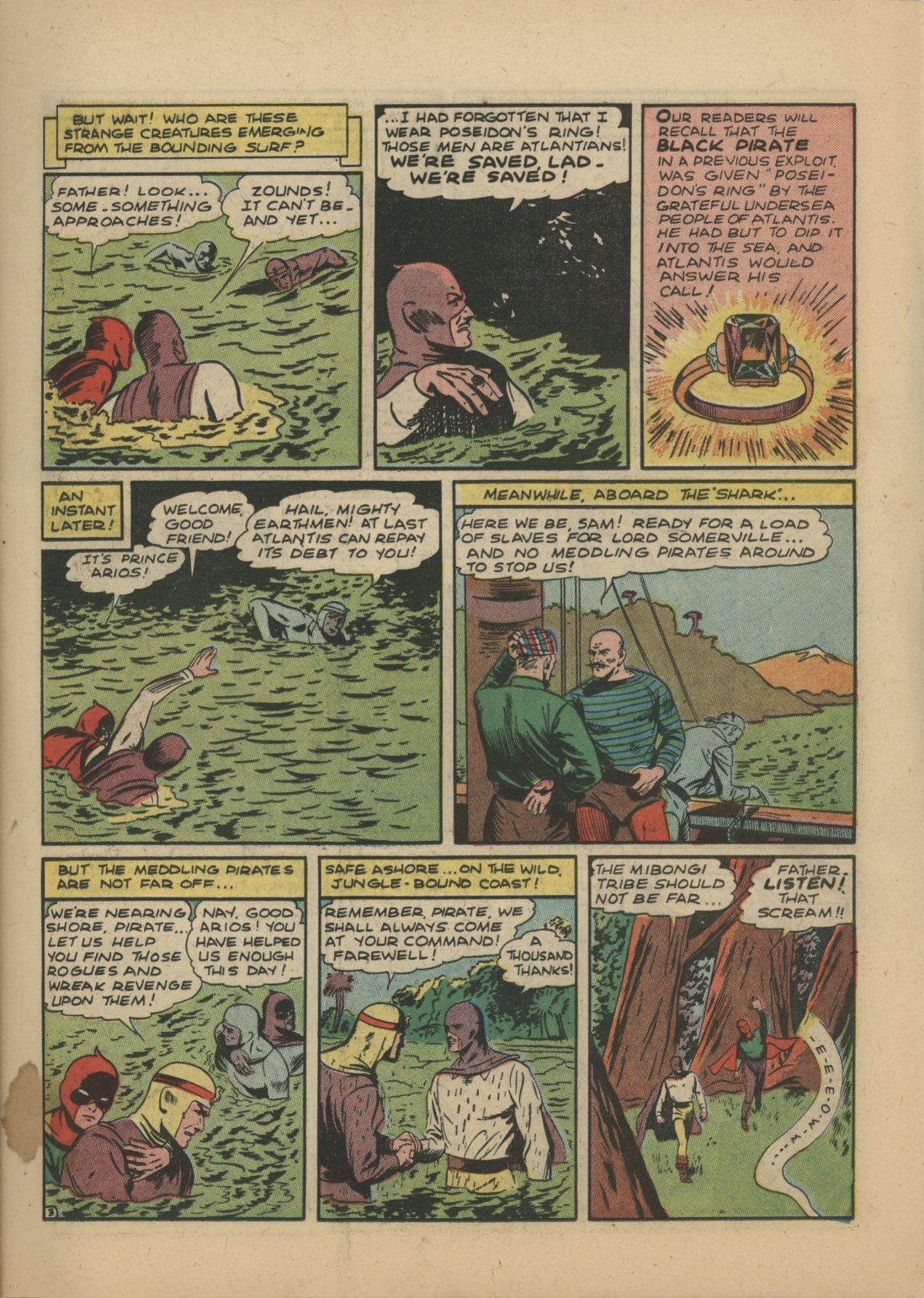 Read online Sensation (Mystery) Comics comic -  Issue #21 - 18