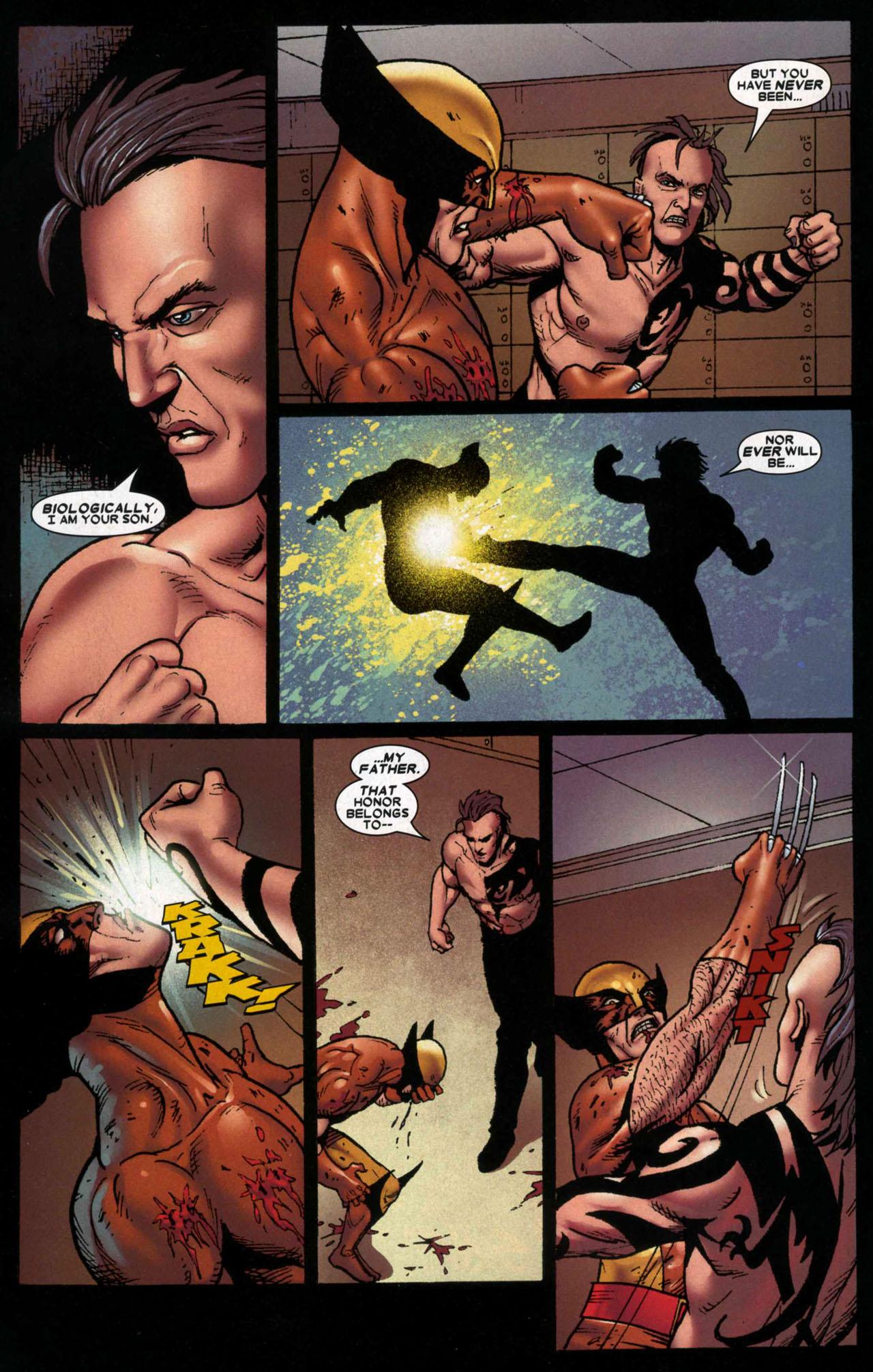 Read online Wolverine: Origins comic -  Issue #13 - 19