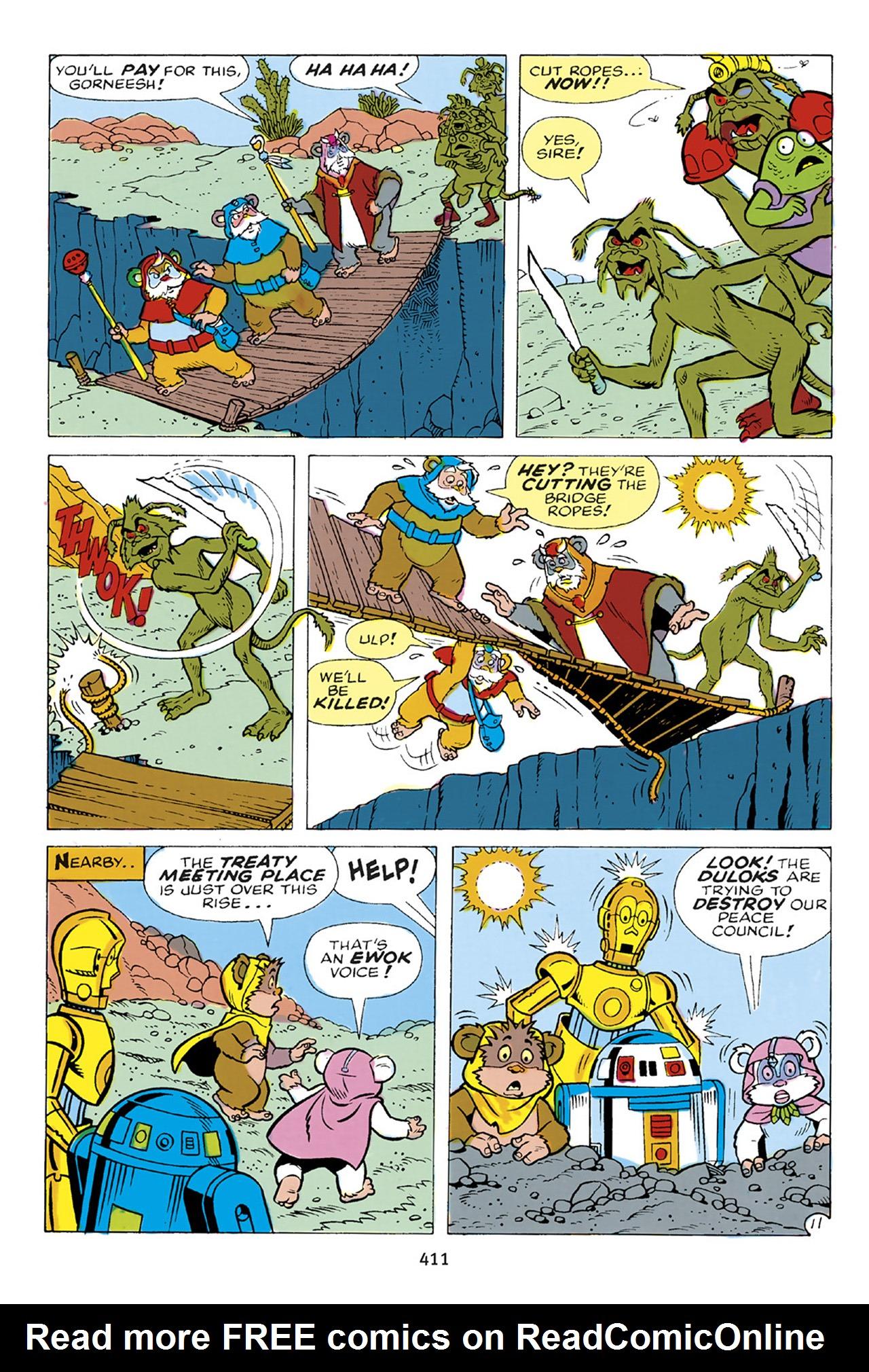 Read online Star Wars Omnibus comic -  Issue # Vol. 23.5 - 157
