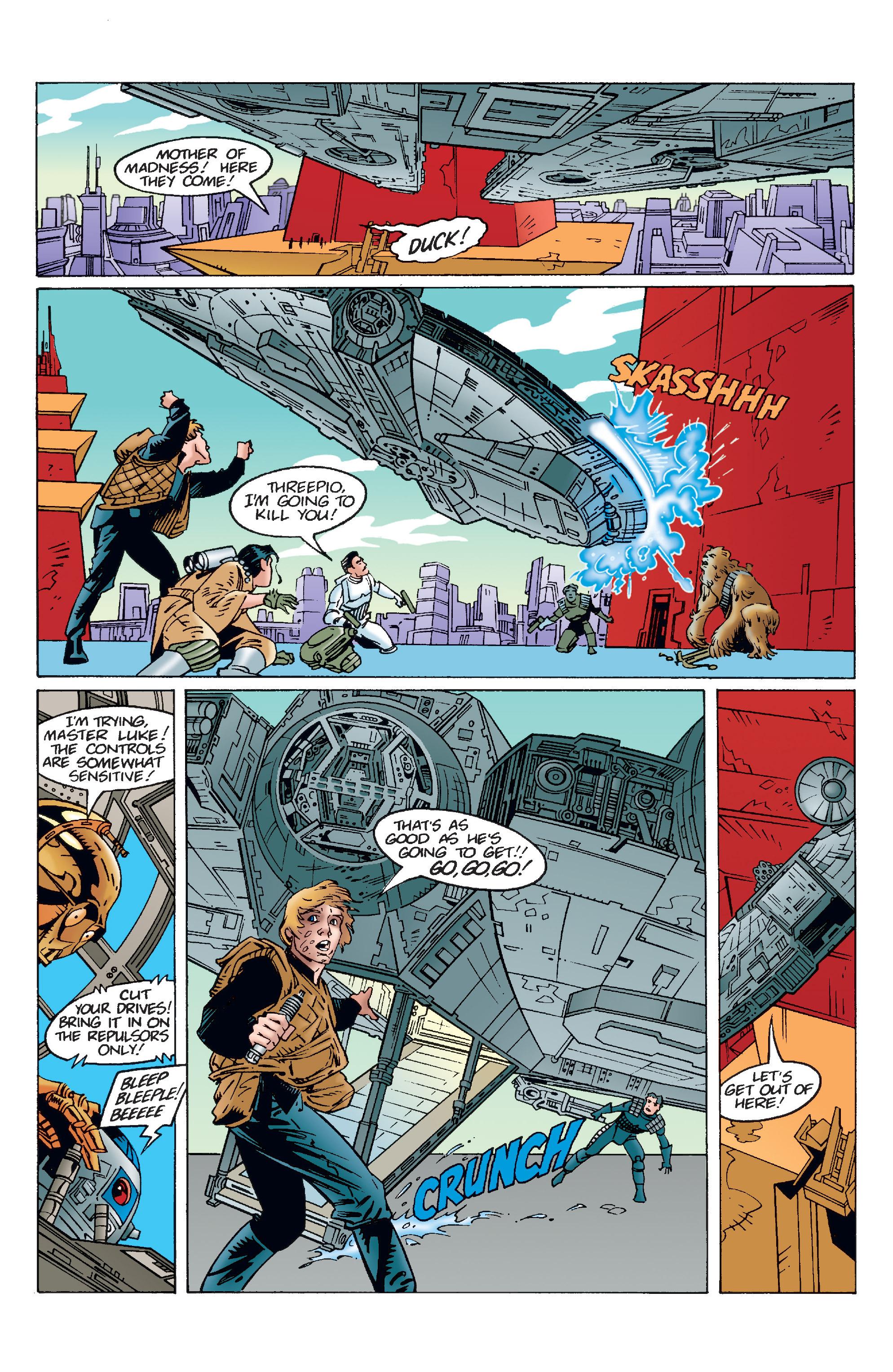 Read online Star Wars Omnibus comic -  Issue # Vol. 11 - 139