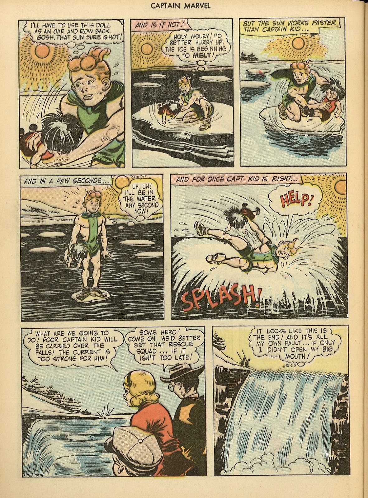 Captain Marvel Adventures issue 70 - Page 36