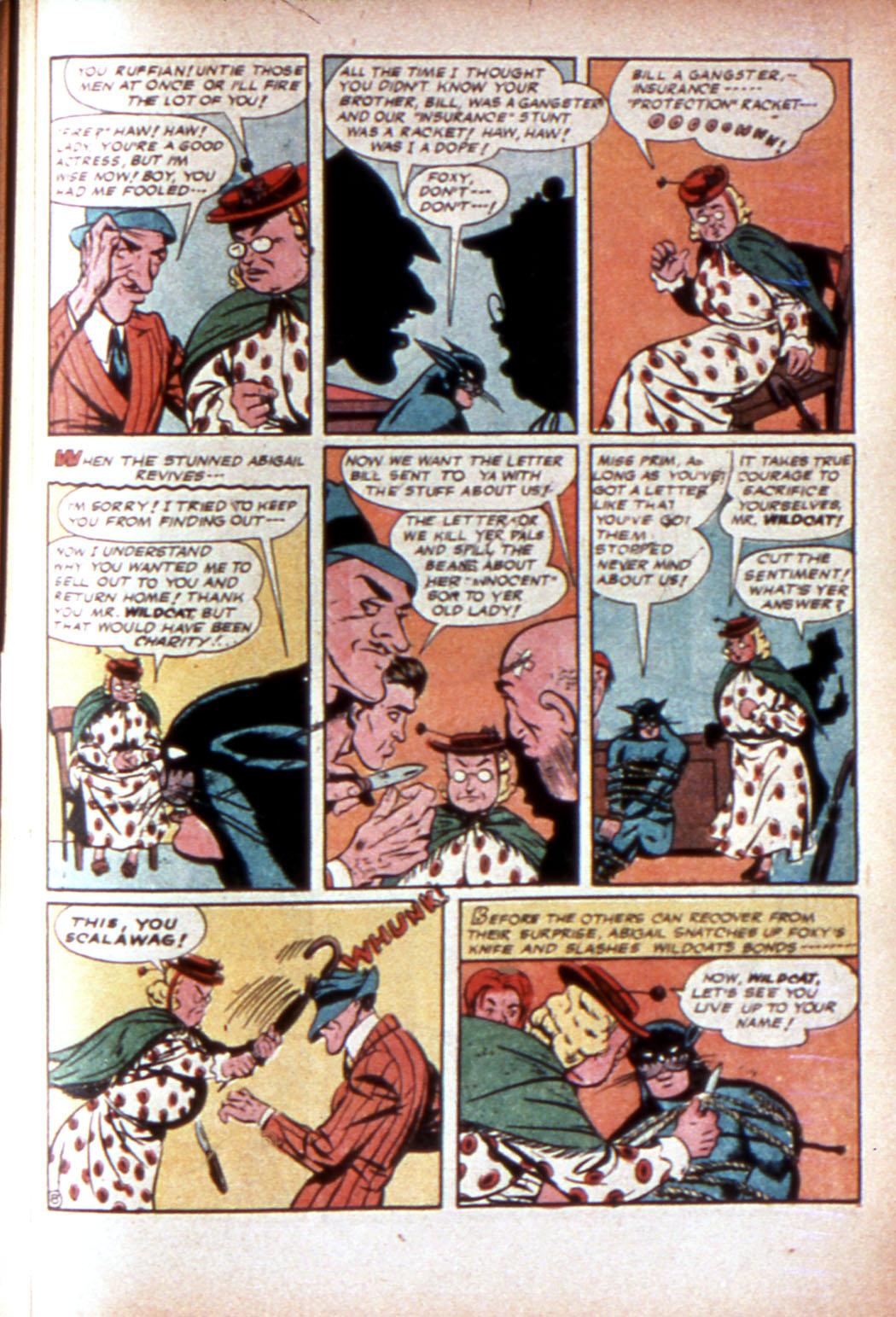 Read online Sensation (Mystery) Comics comic -  Issue #19 - 57