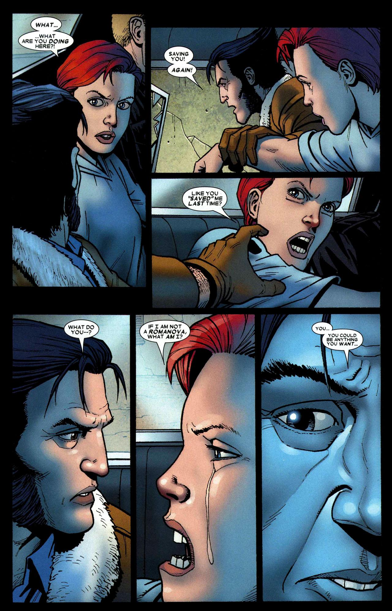 Read online Wolverine: Origins comic -  Issue #16 - 14