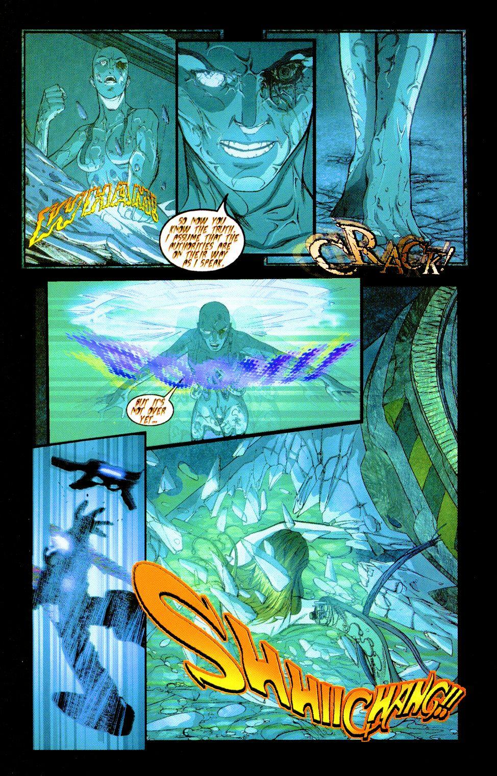 Darkminds (1998) Issue #8 #9 - English 20