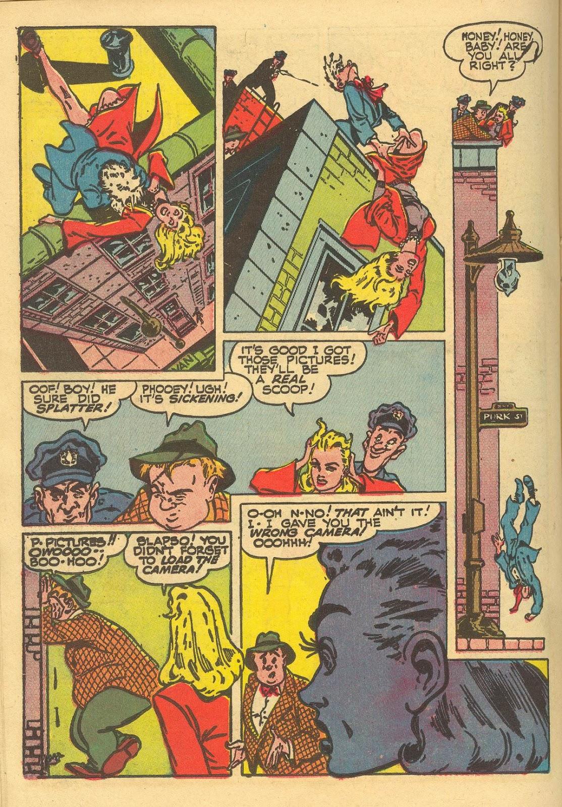 Green Hornet Comics Issue # 33 - ReadComic.Org