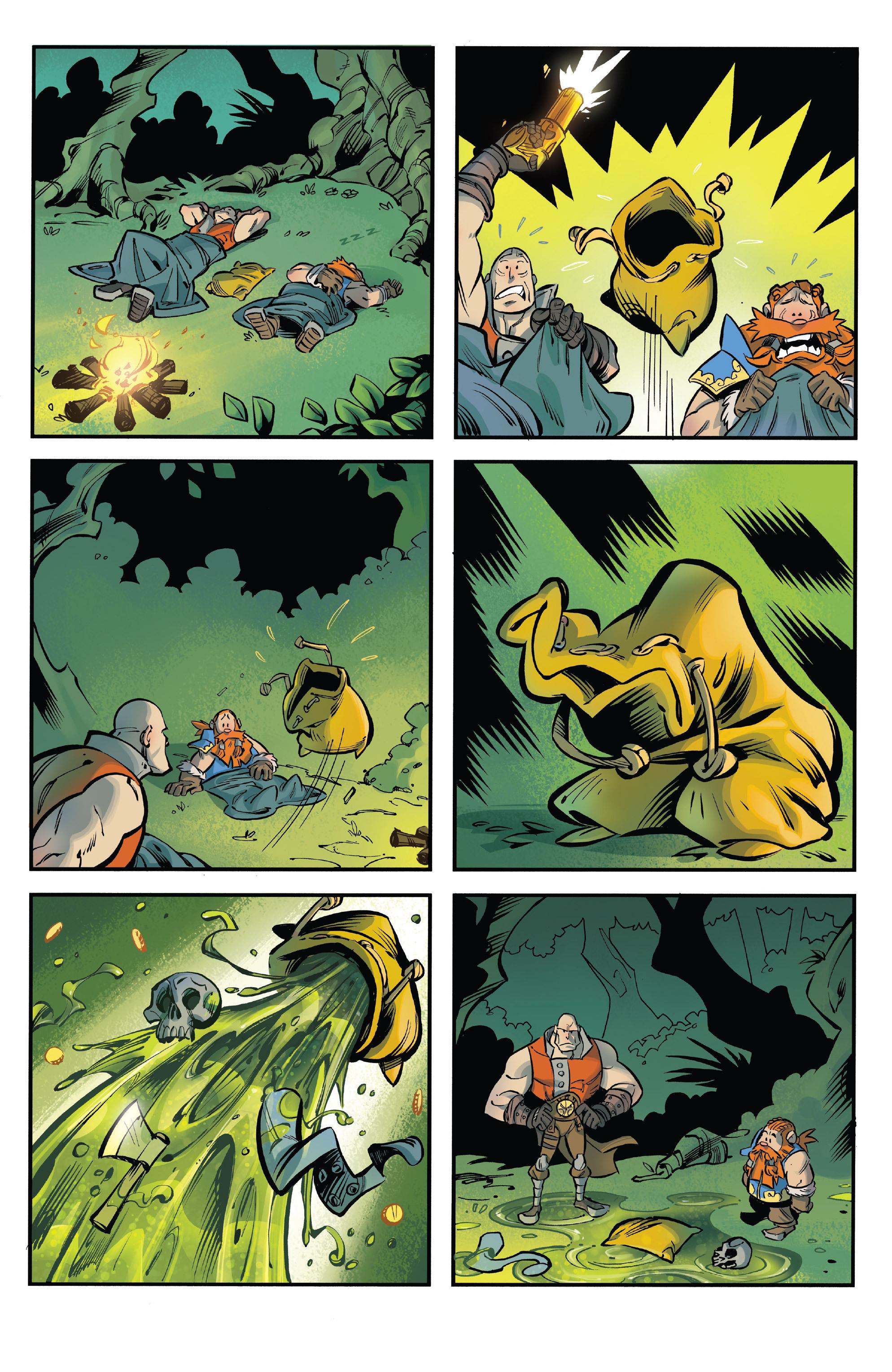 Read online Skullkickers comic -  Issue #18 - 15