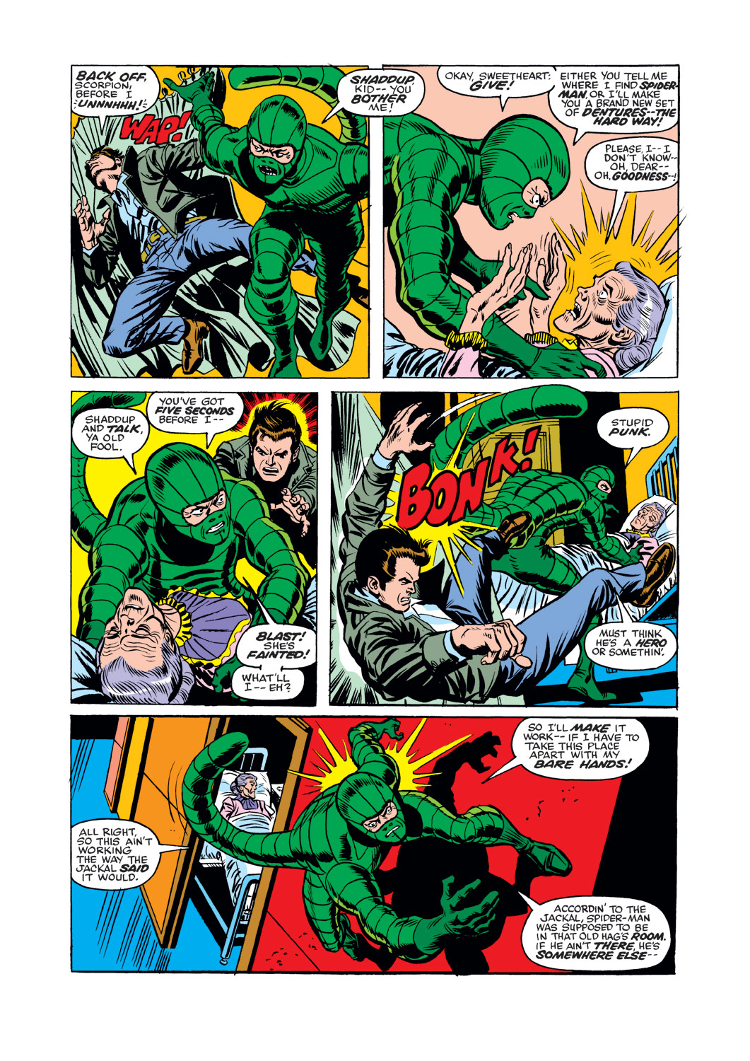 The Amazing Spider-Man (1963) 146 Page 12