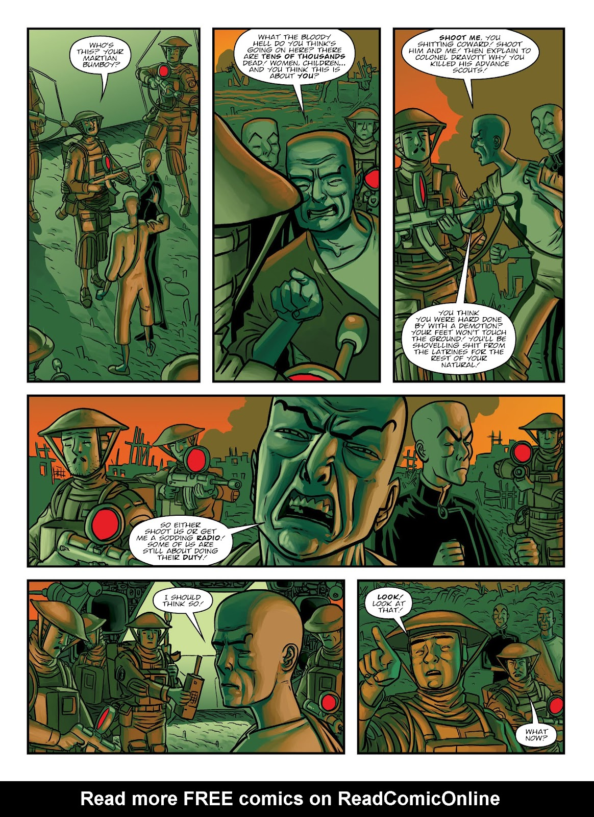 Read online 2000 AD comic -  Issue #2033 - 21