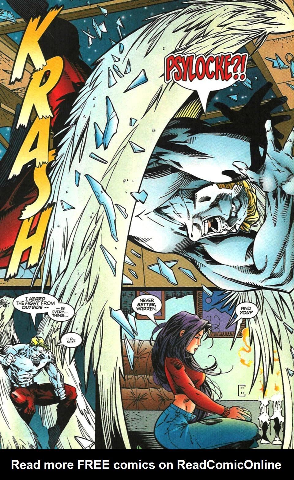 X-Men (1991) 61 Page 3