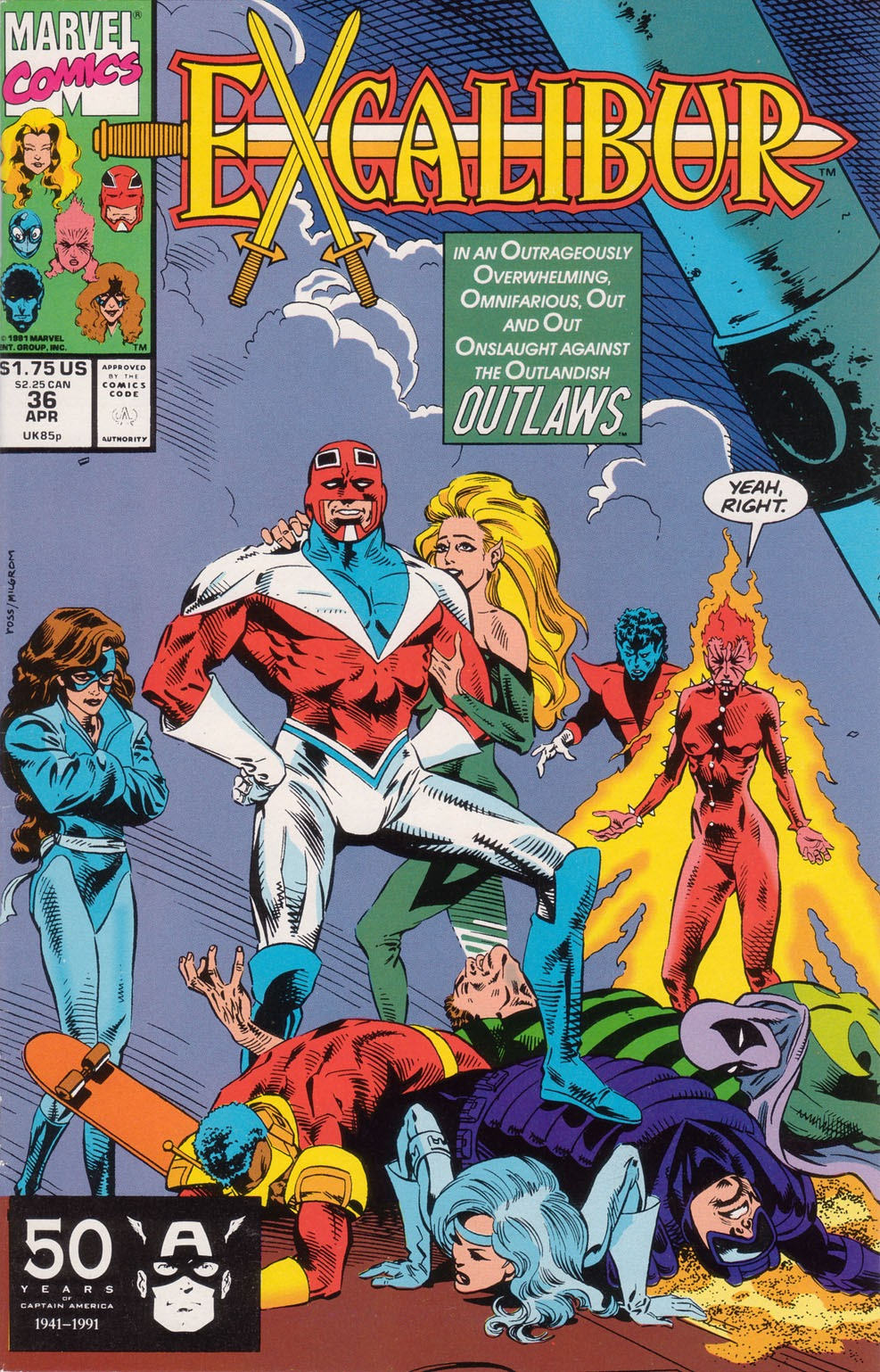 Excalibur (1988) issue 36 - Page 1