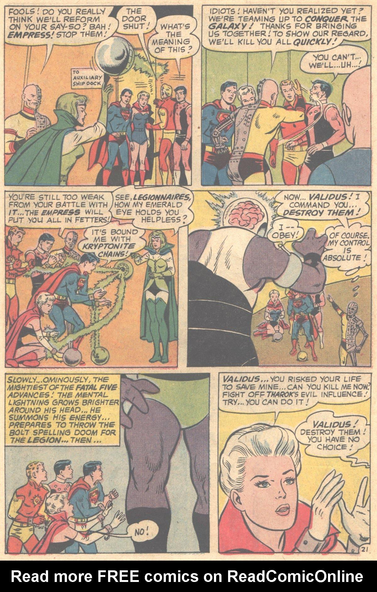 Read online Adventure Comics (1938) comic -  Issue #353 - 30