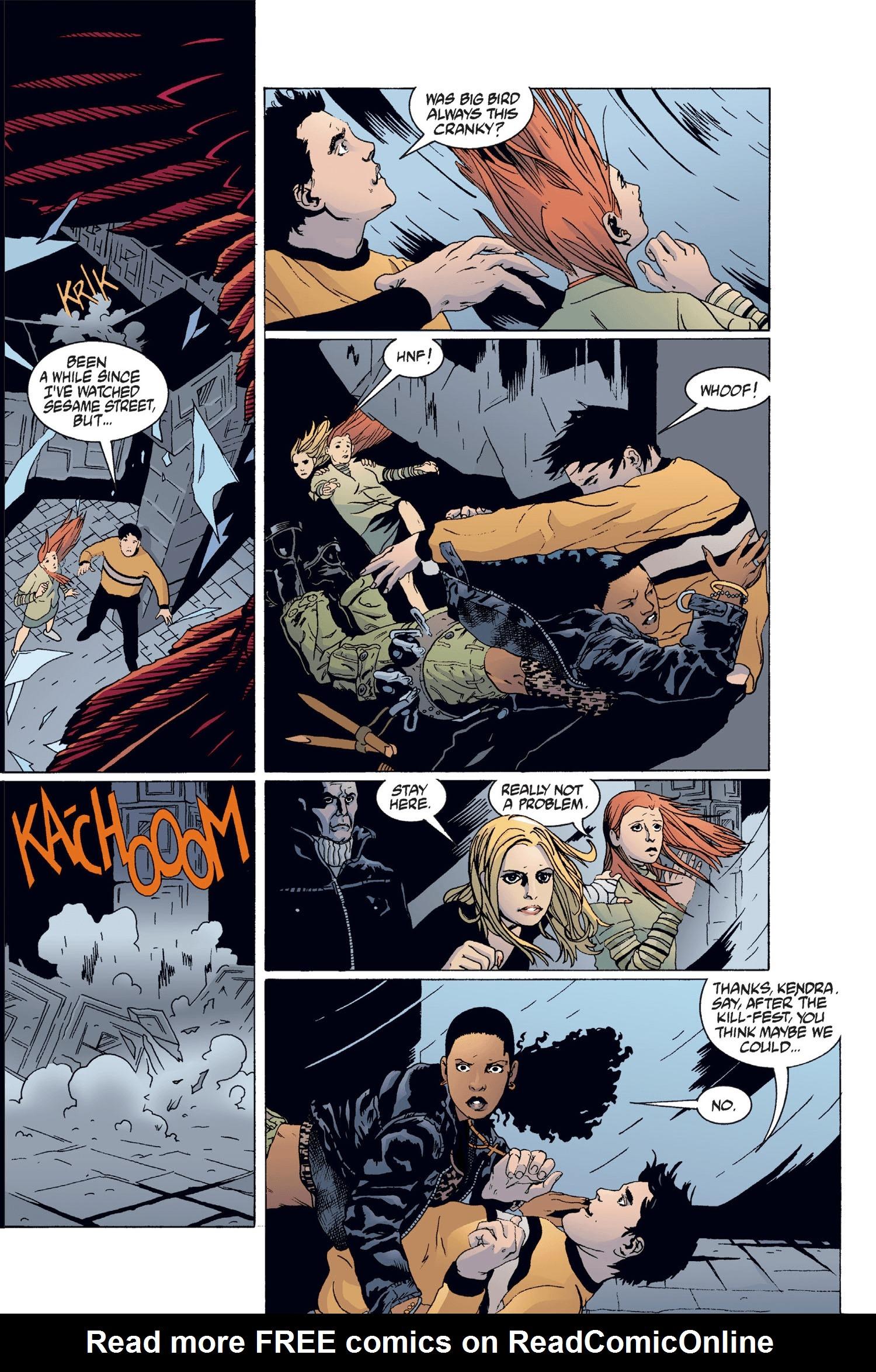 Read online Buffy the Vampire Slayer: Omnibus comic -  Issue # TPB 2 - 194