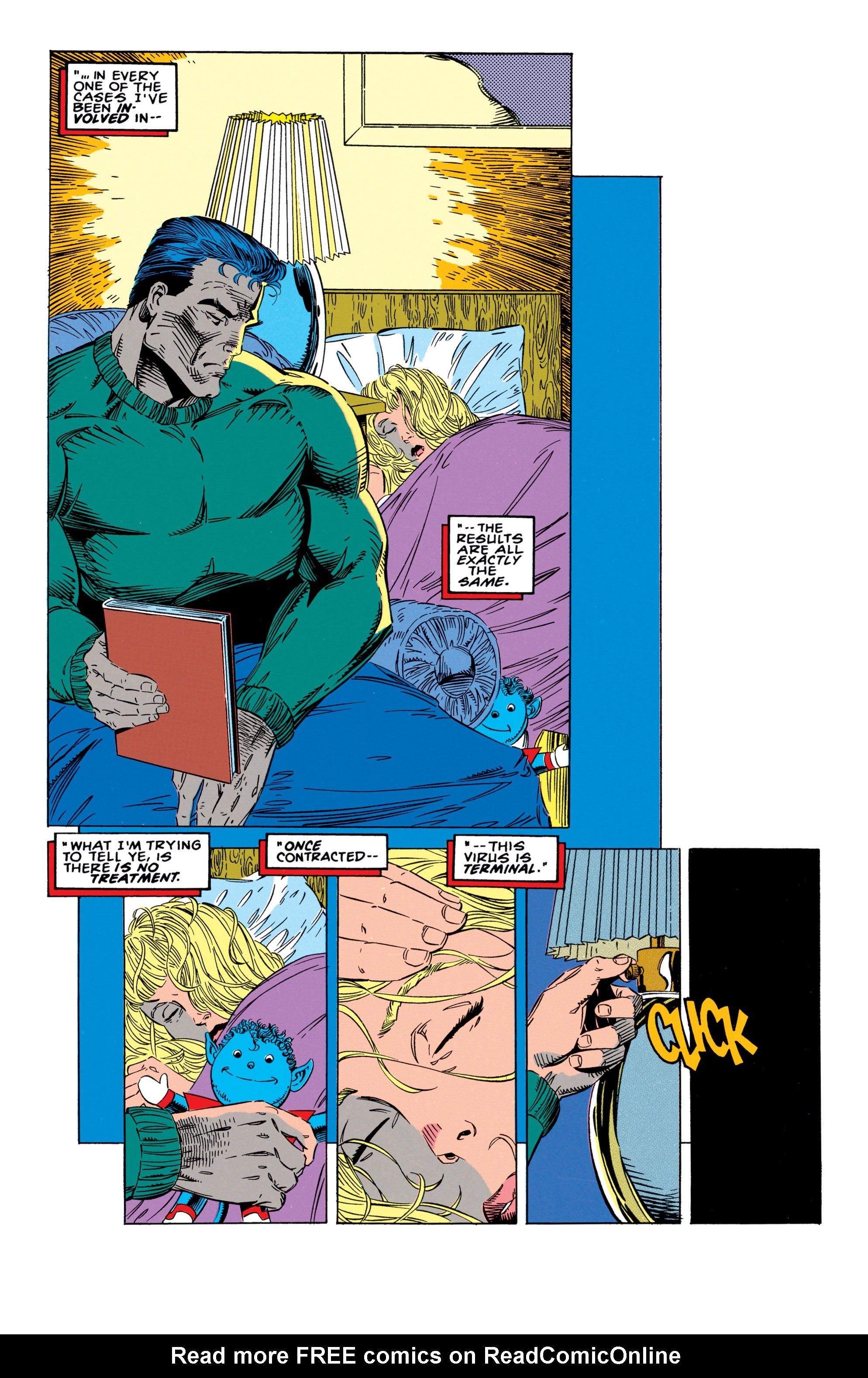 Read online Uncanny X-Men (1963) comic -  Issue #300 - 52